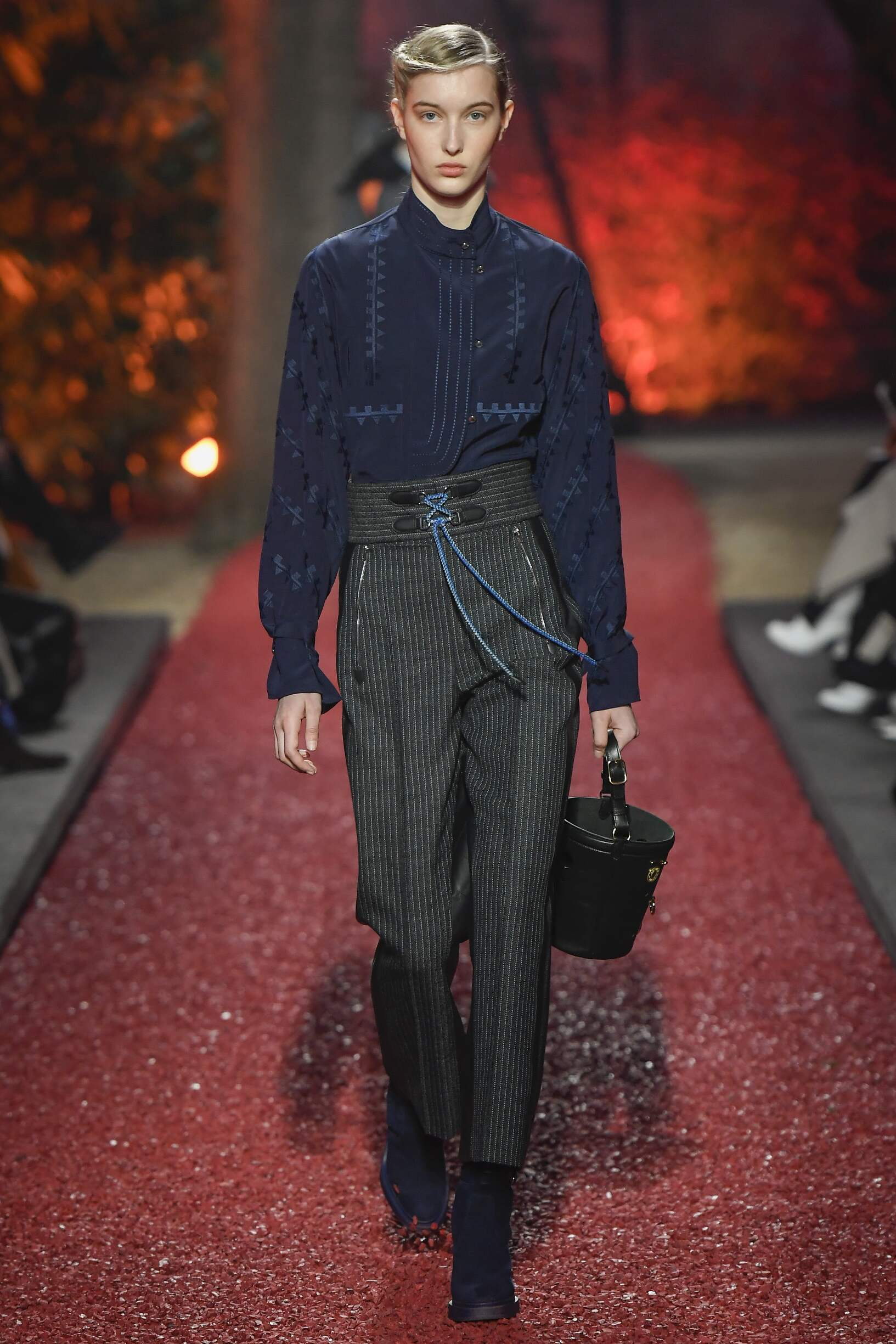 Fall Winter 2018 Woman Paris Hermès Collection