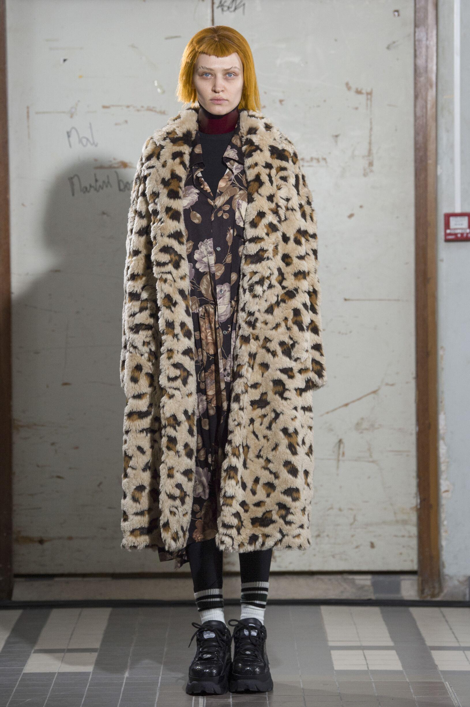 Fall Winter 2018 Woman Paris Junya Watanabe Collection