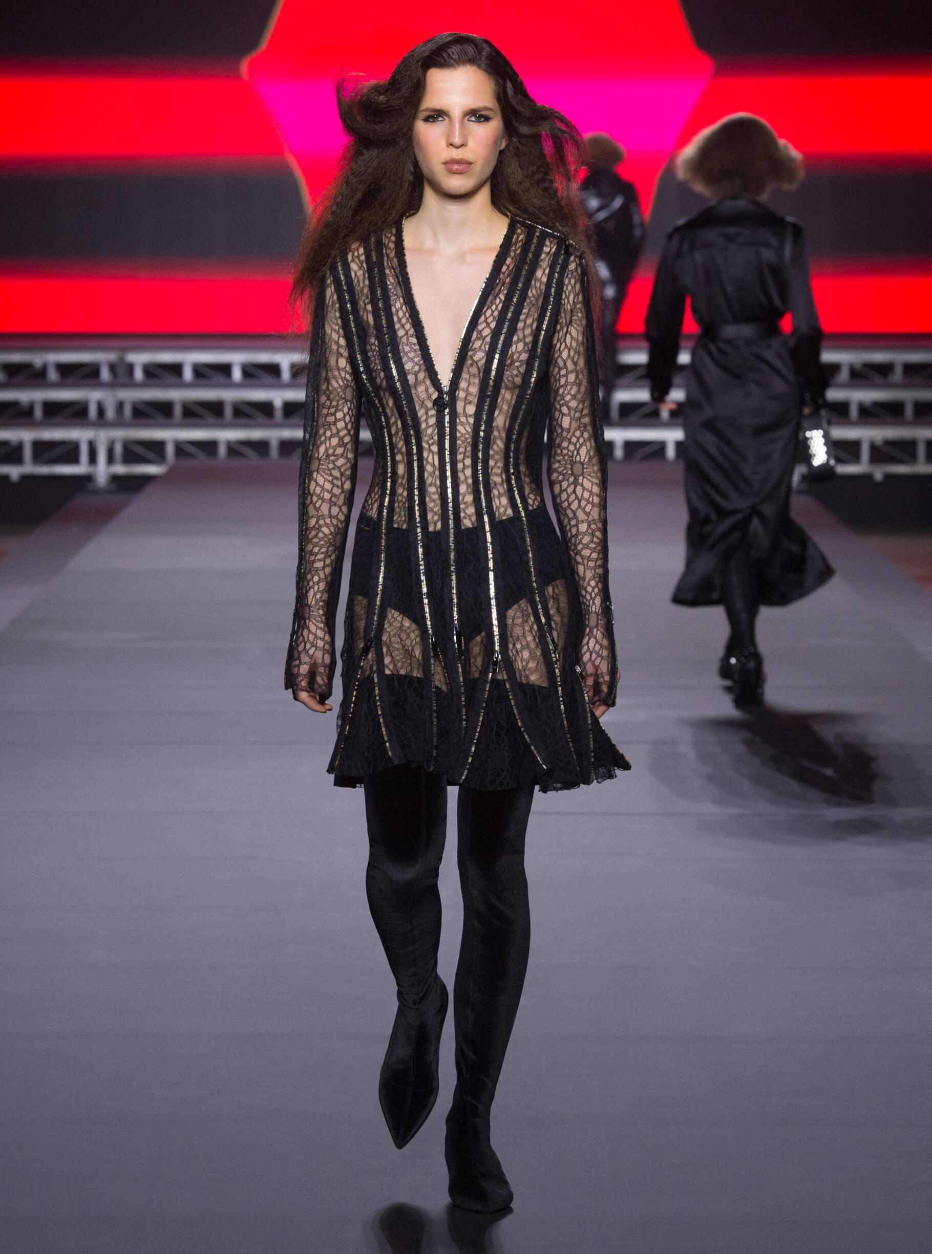 Fall Winter 2018 Woman Paris Sonia Rykiel Collection