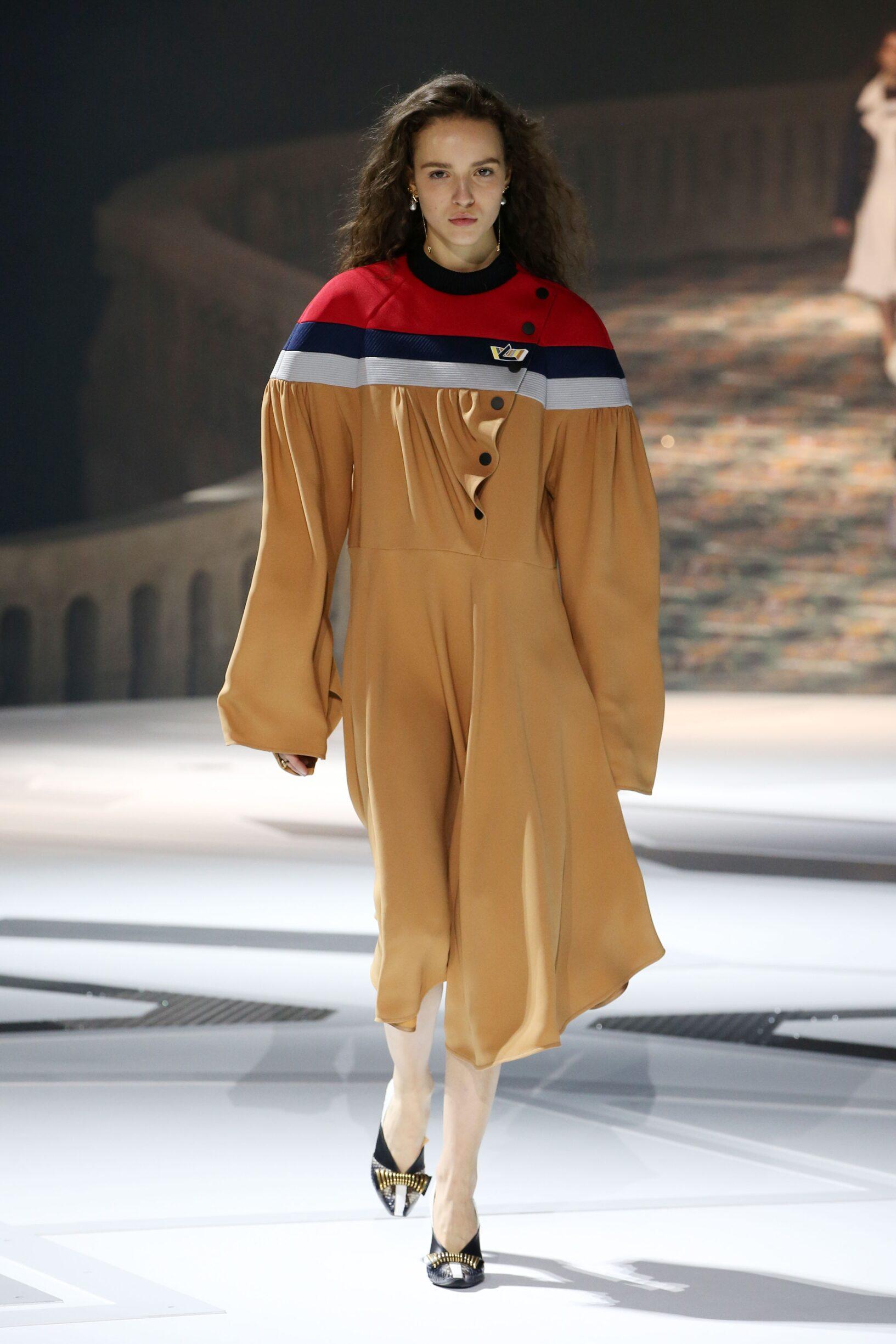 Fall Winter 2018 Women Paris Louis Vuitton Collection