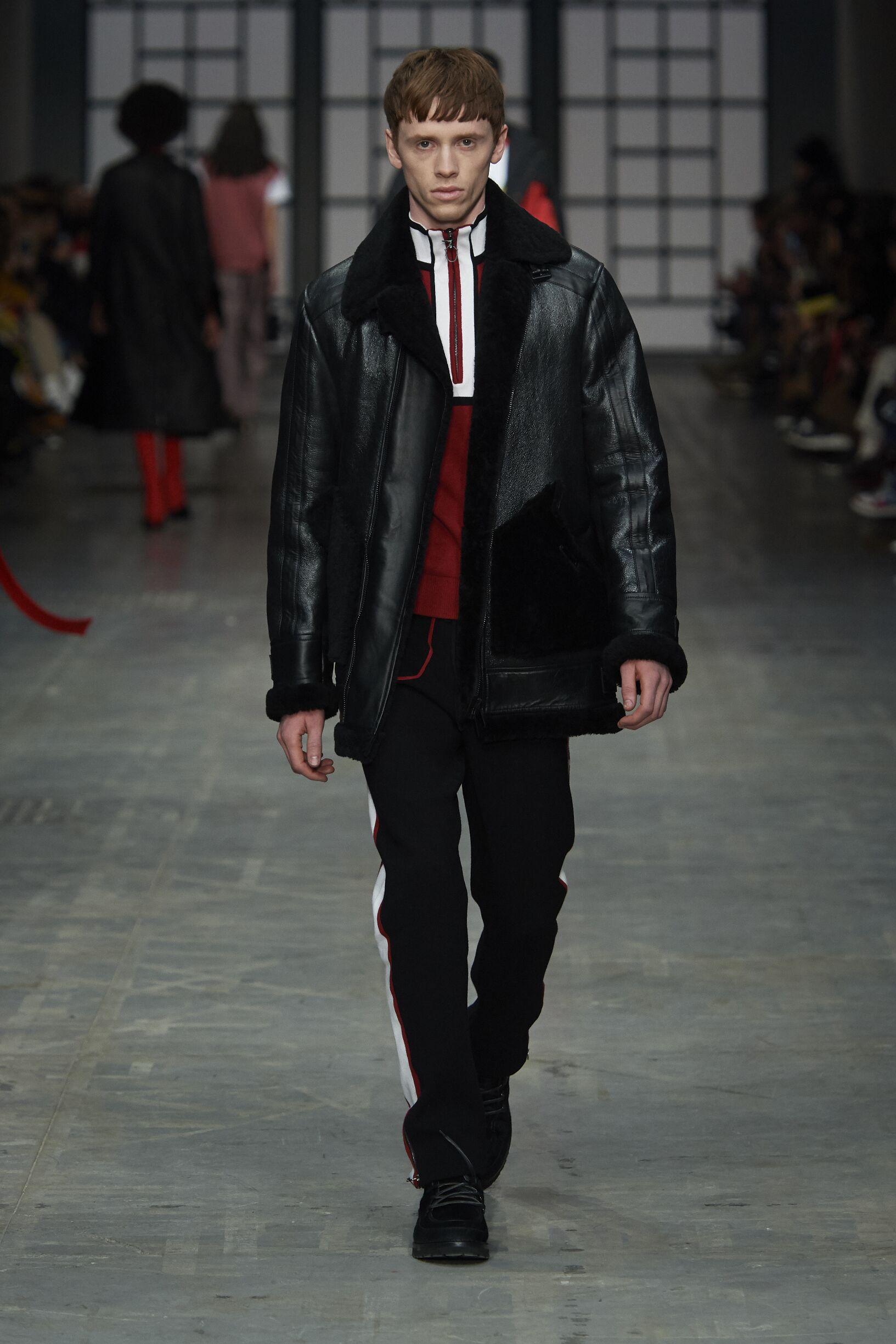 Fashion 2018-19 Man Trends Trussardi