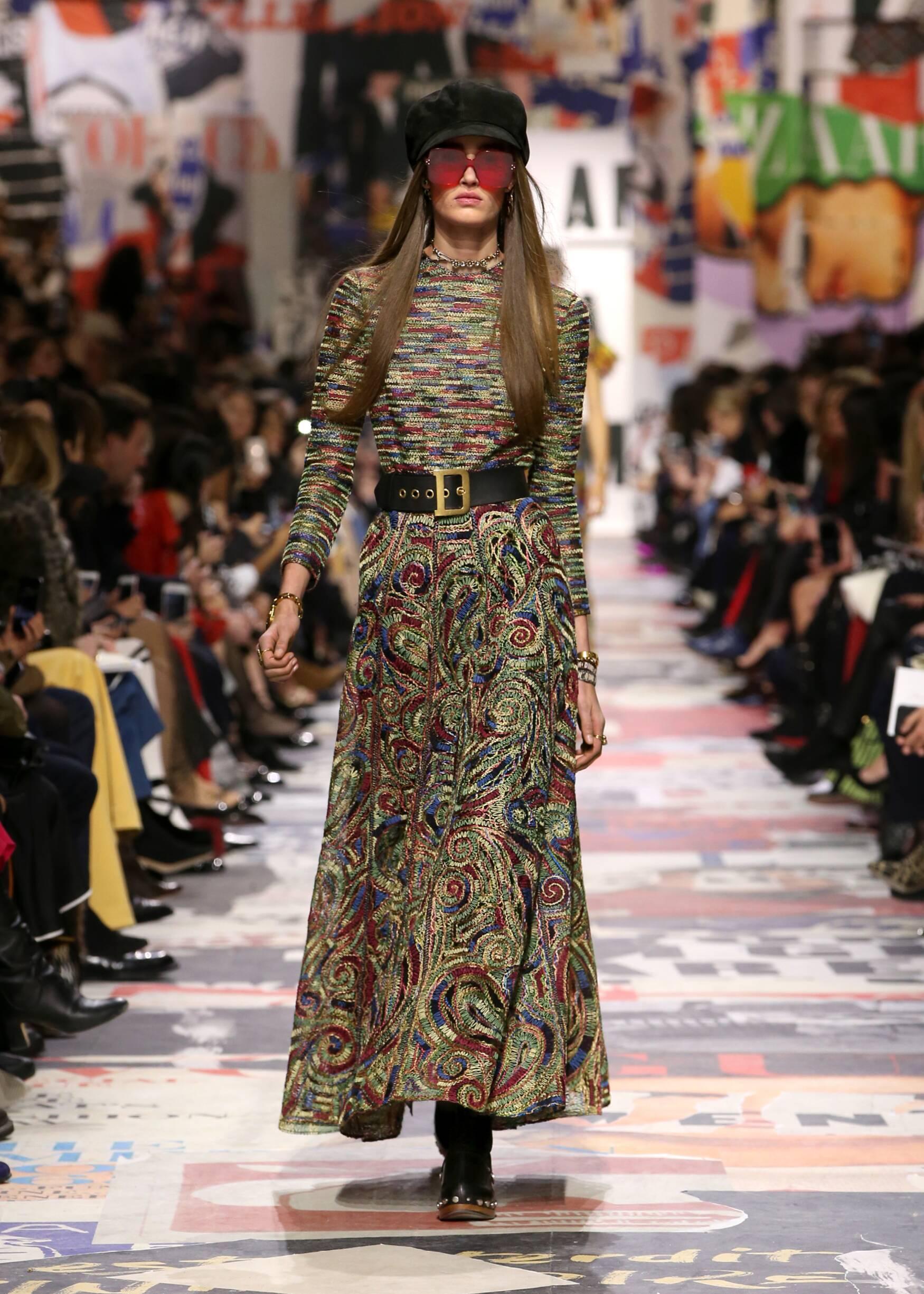 Fashion 2018-19 Trends Colors Dior