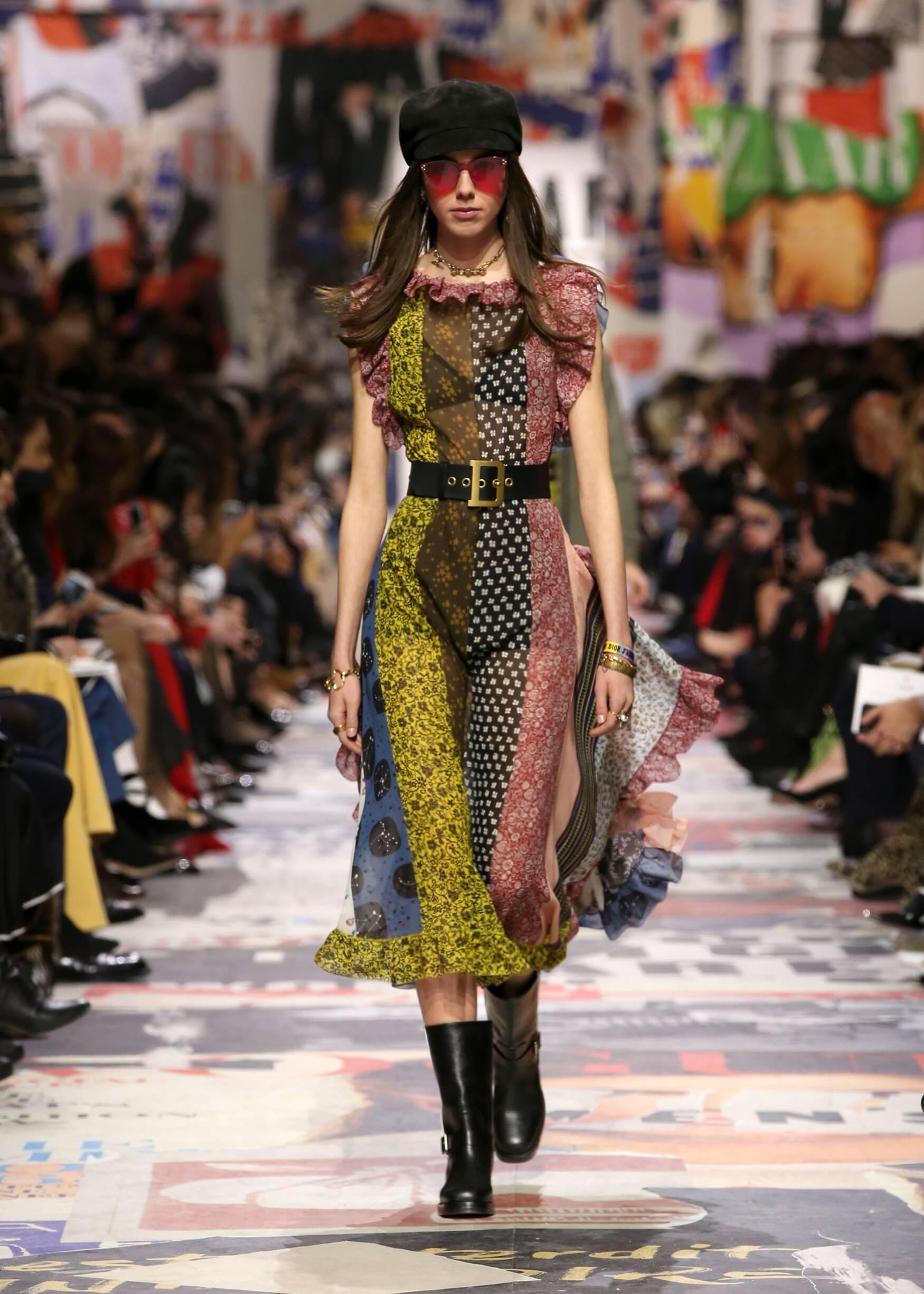 Fashion 2018-19 Woman Colors Dior