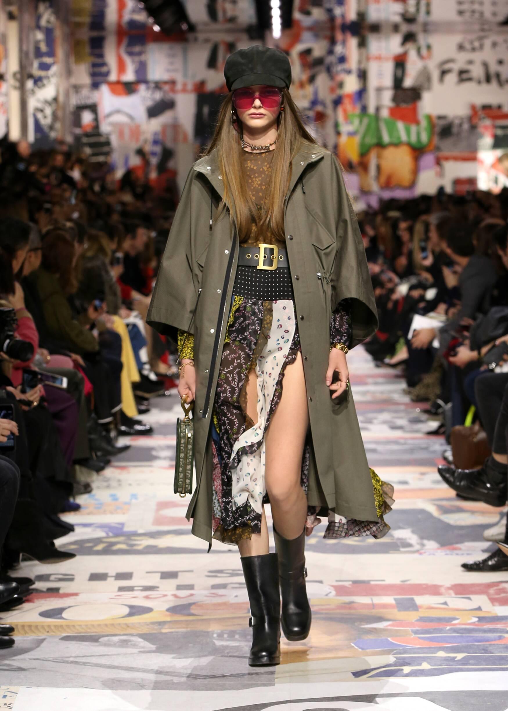 Fashion 2018-19 Woman Style Dior