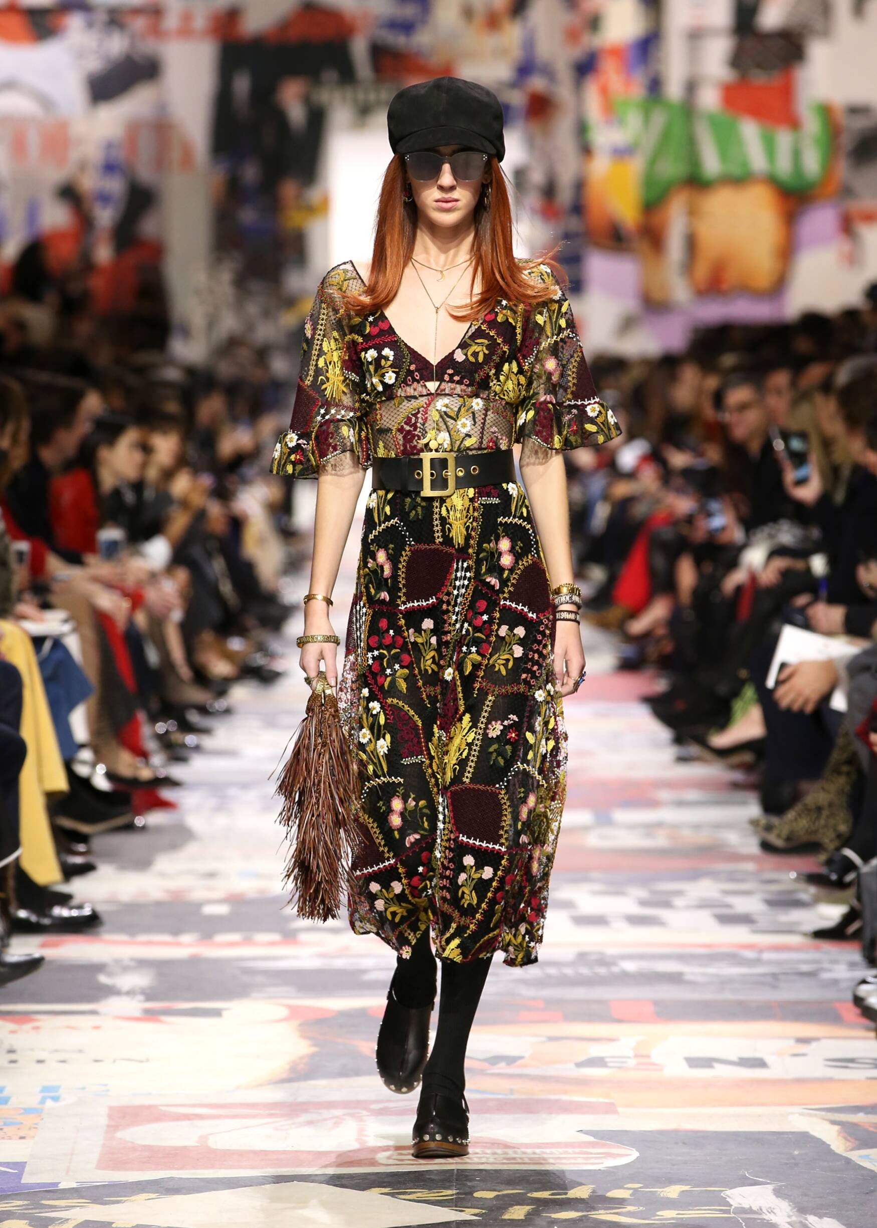 Dior Fall Winter 2018 Women 39 S Collection The Skinny Beep