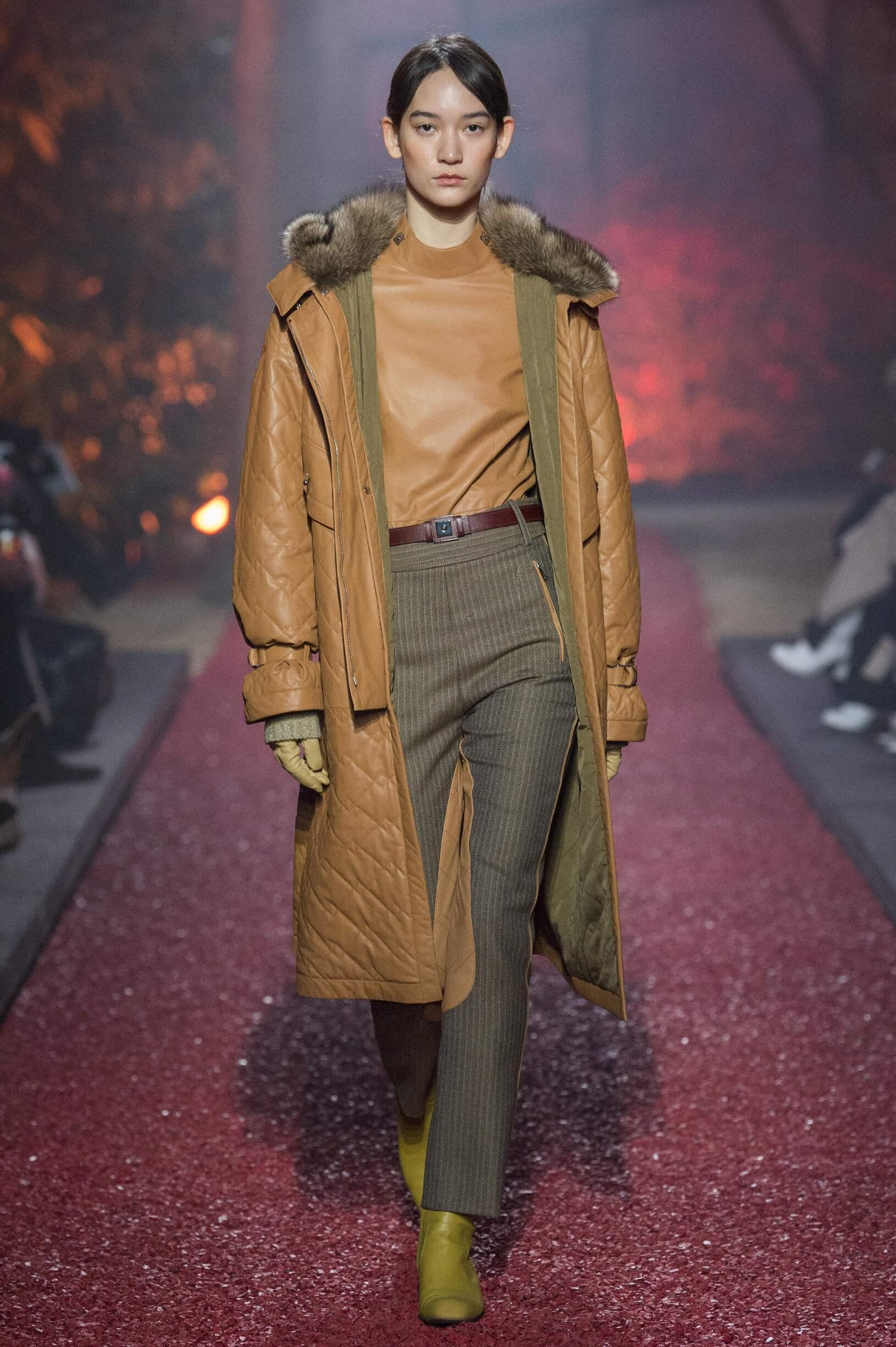 Fashion 2018-19 Woman Trends Hermès