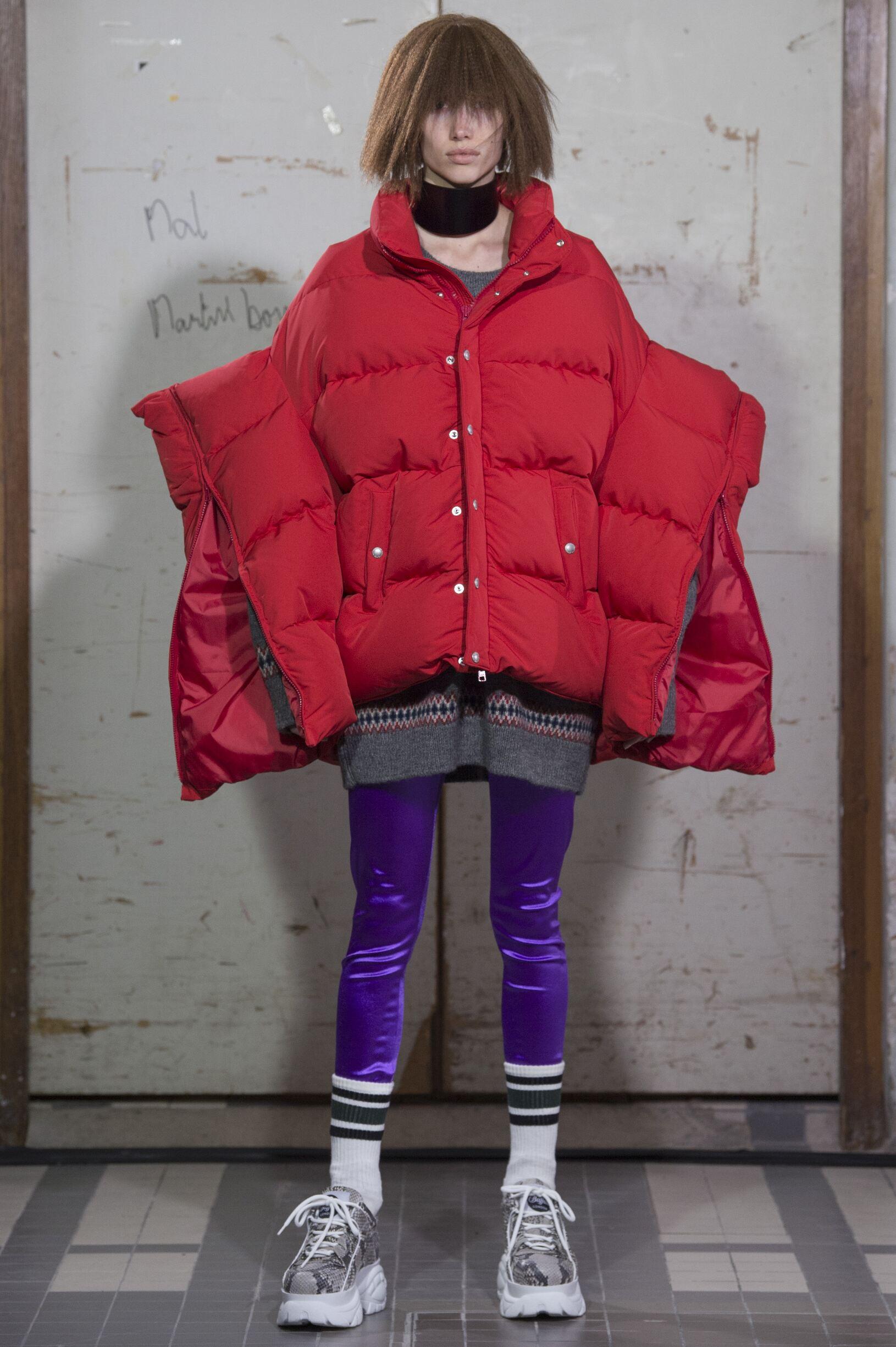 Fashion 2018 19 Woman Trends Junya Watanabe