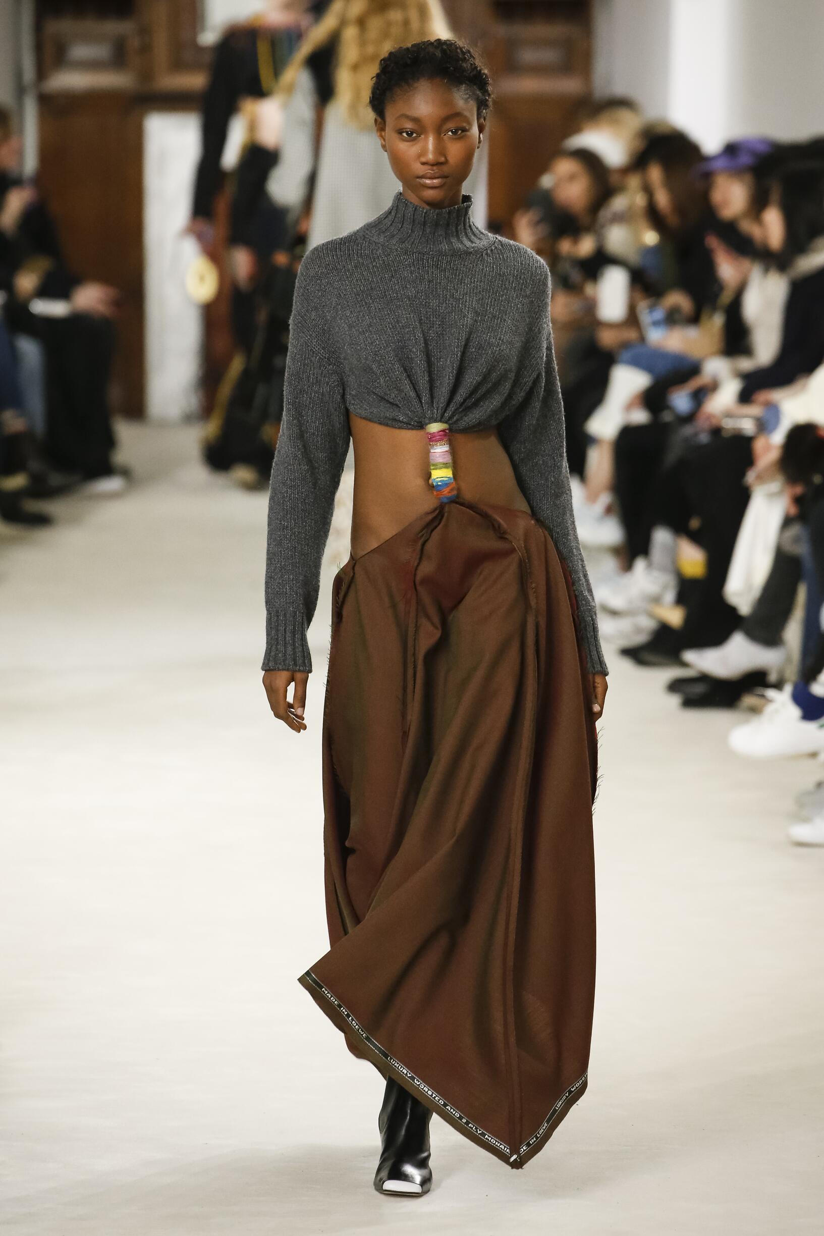 Fashion 2018-19 Woman Trends Loewe
