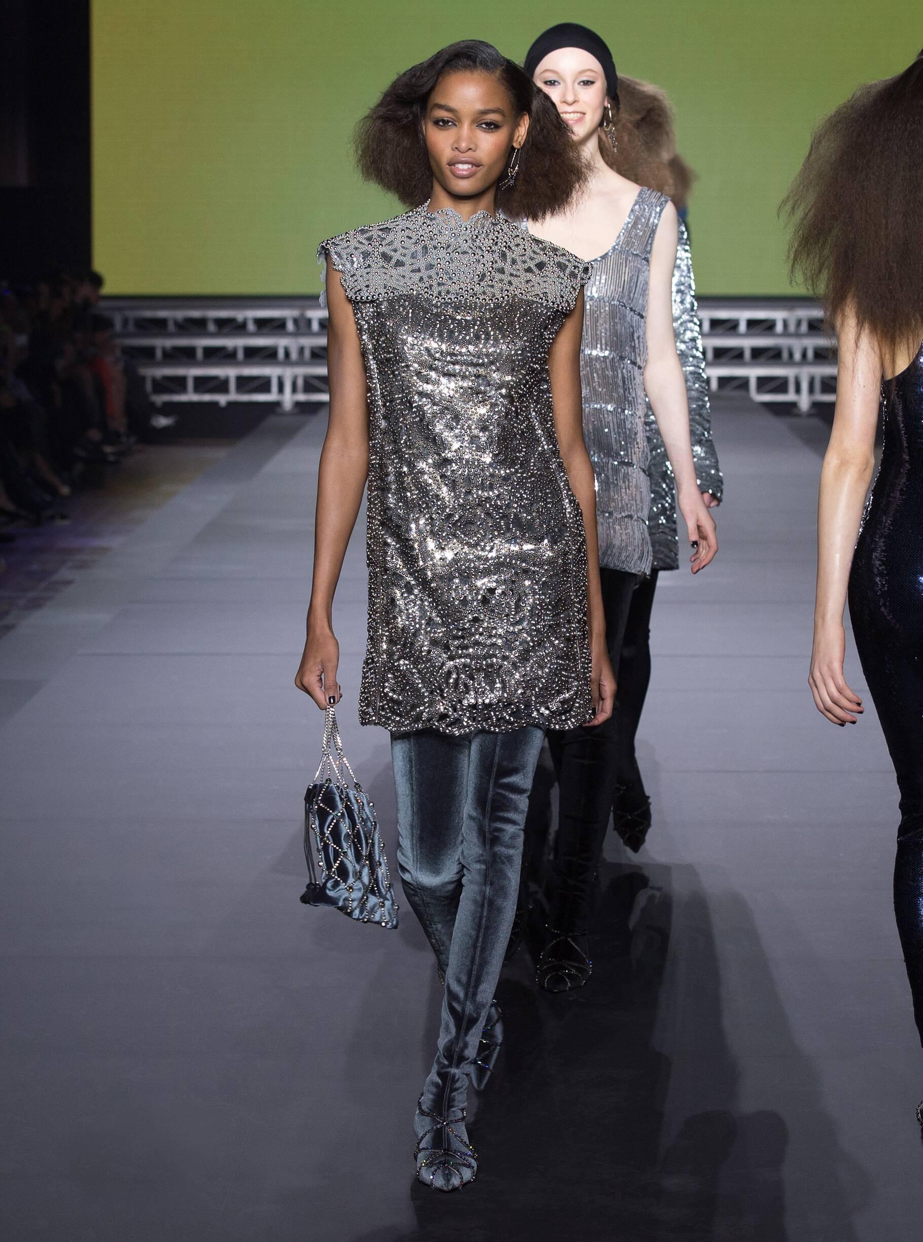Fashion 2018-19 Woman Trends Sonia Rykiel
