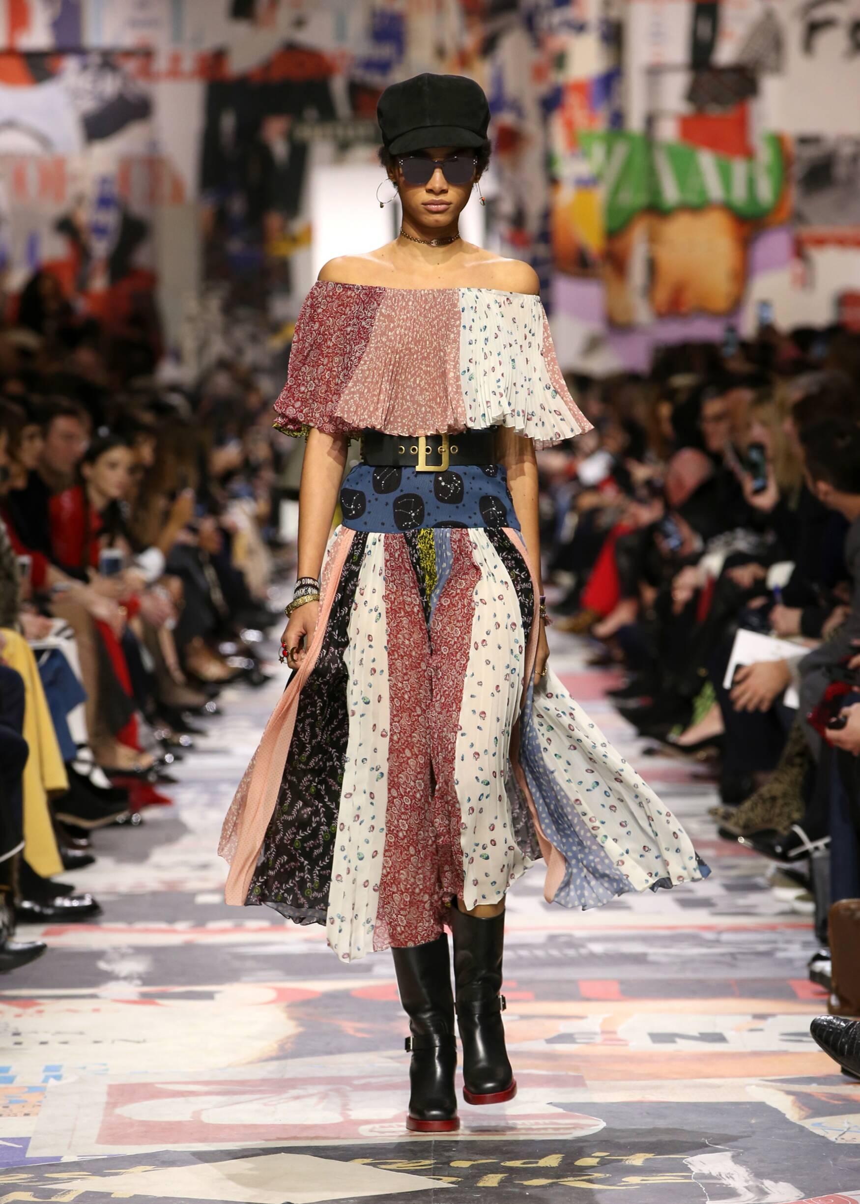 Fashion 2018-2019 Catwalk Dior Winter