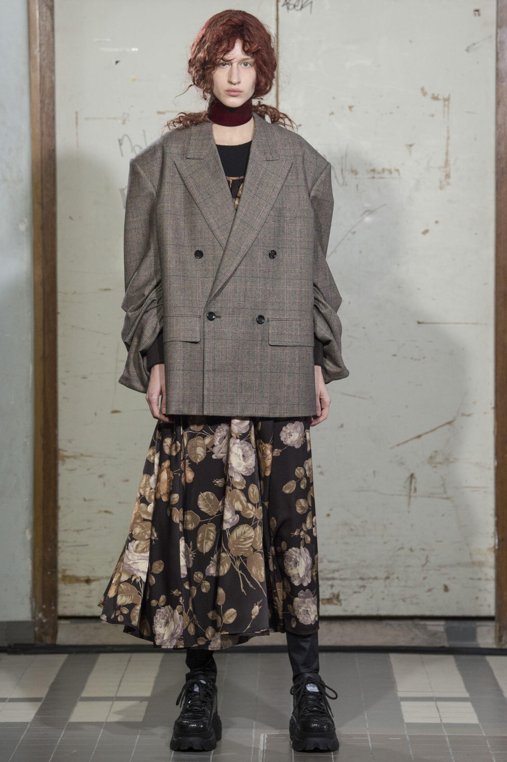 Fashion 2018 2019 Catwalk Junya Watanabe Winter