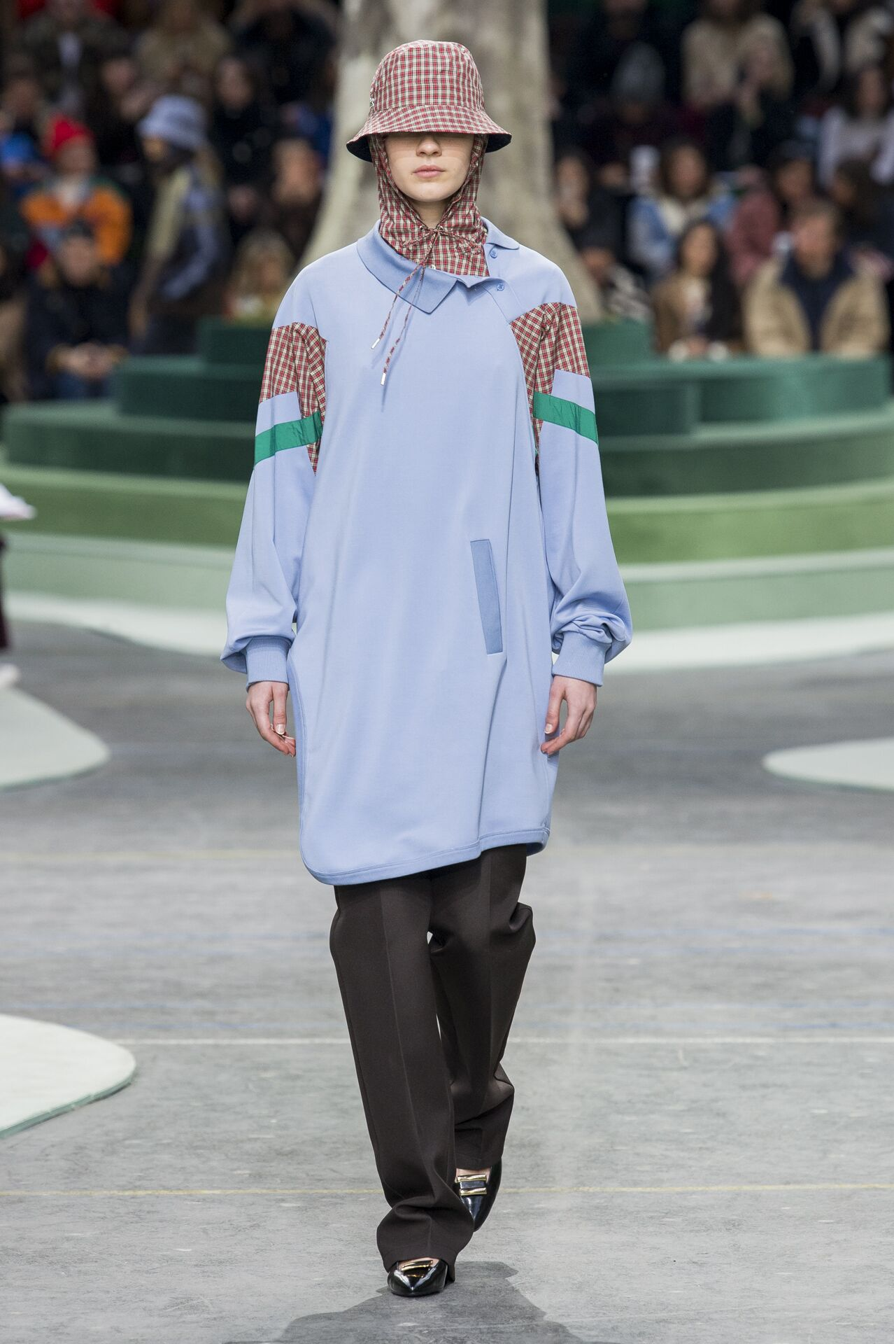 Fashion 2018-2019 Catwalk Lacoste Winter