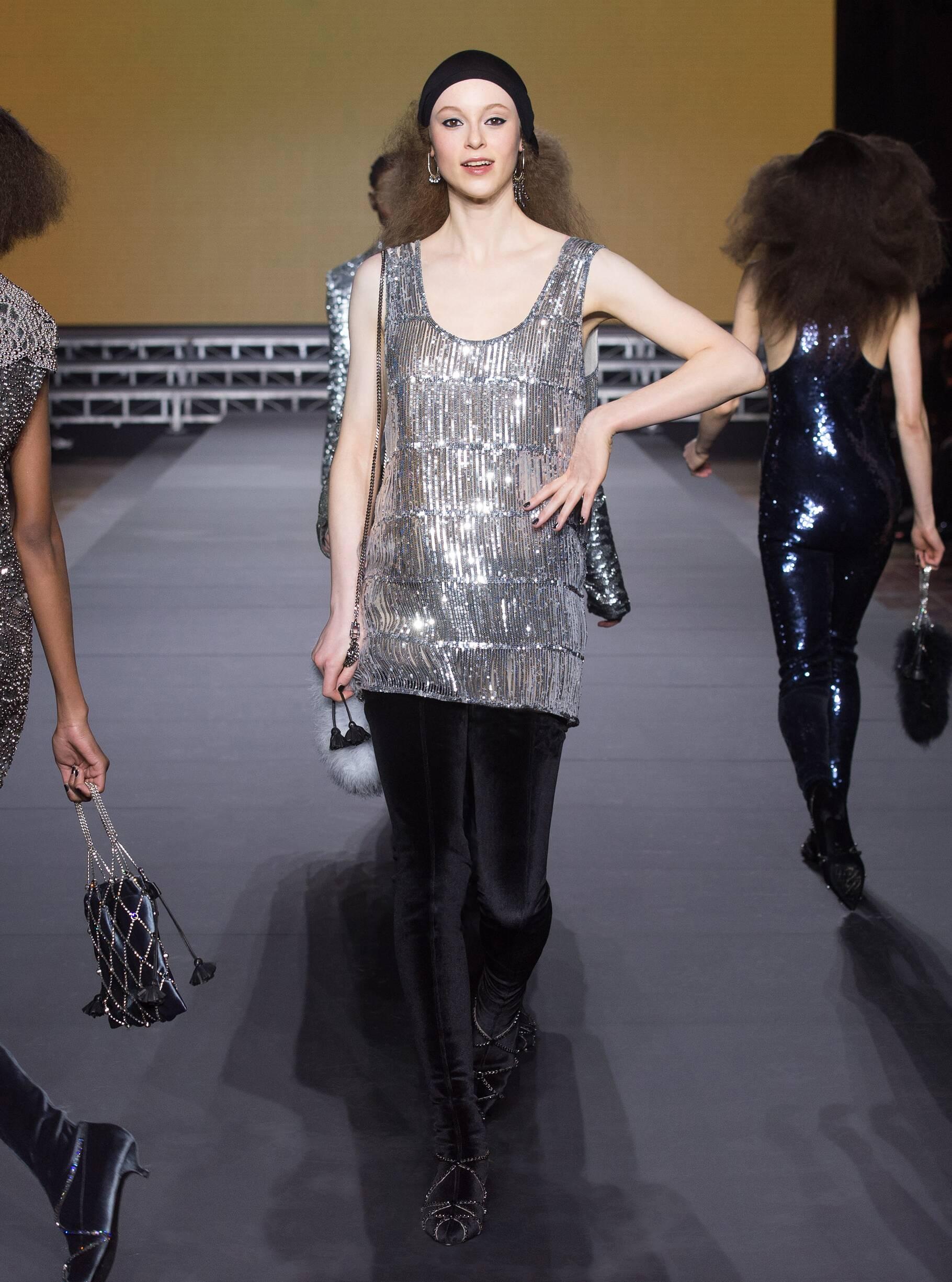 Fashion 2018-2019 Catwalk Sonia Rykiel Winter