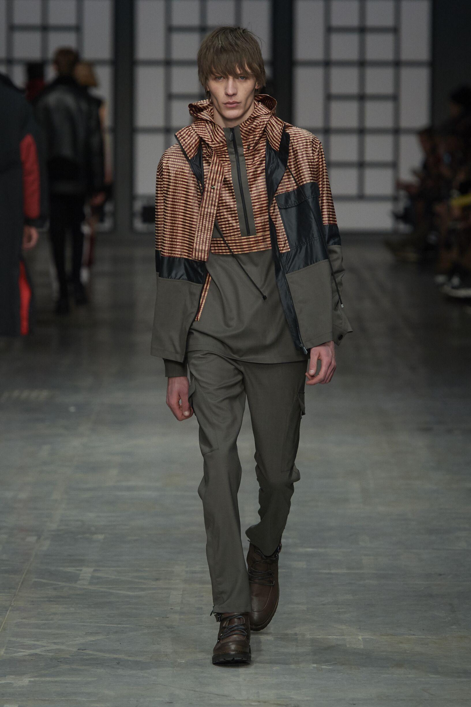 Fashion 2018-2019 Man Trends Trussardi