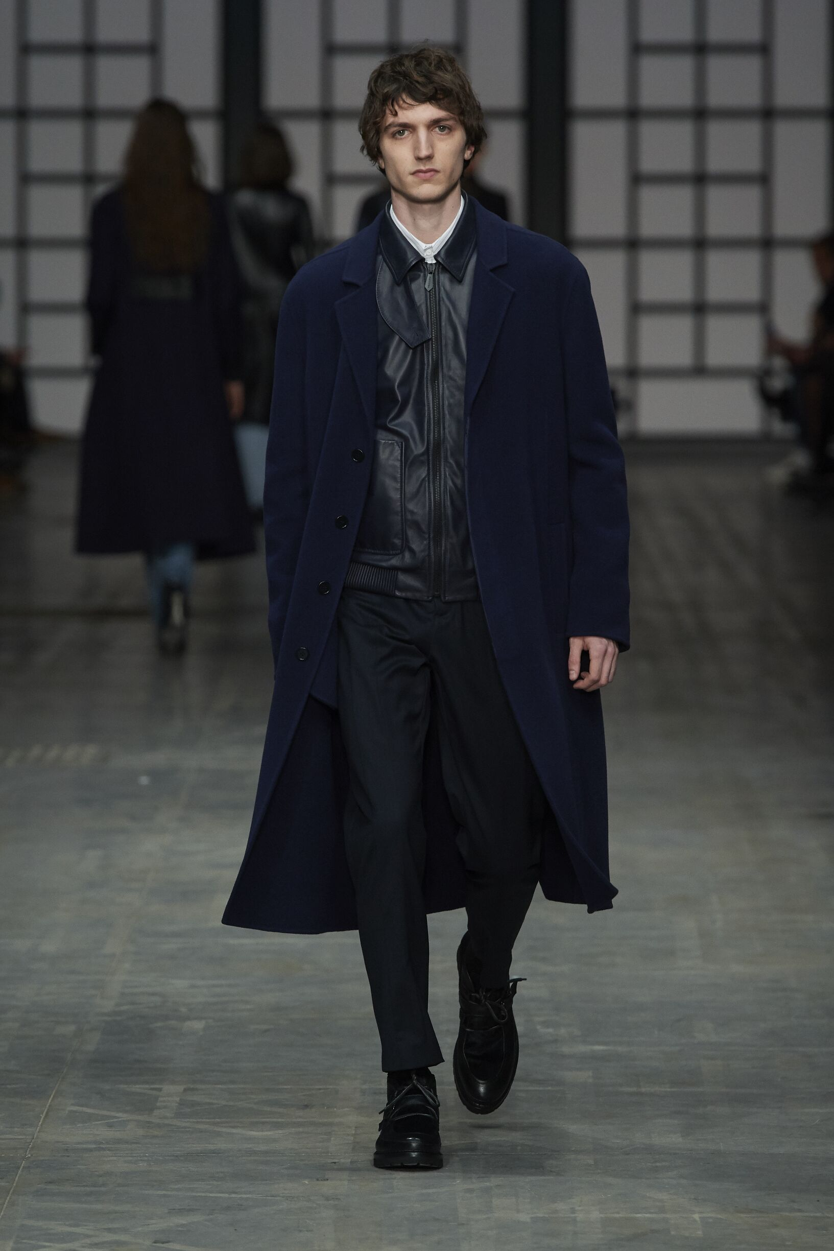Fashion 2018-2019 Menswear Style Trussardi