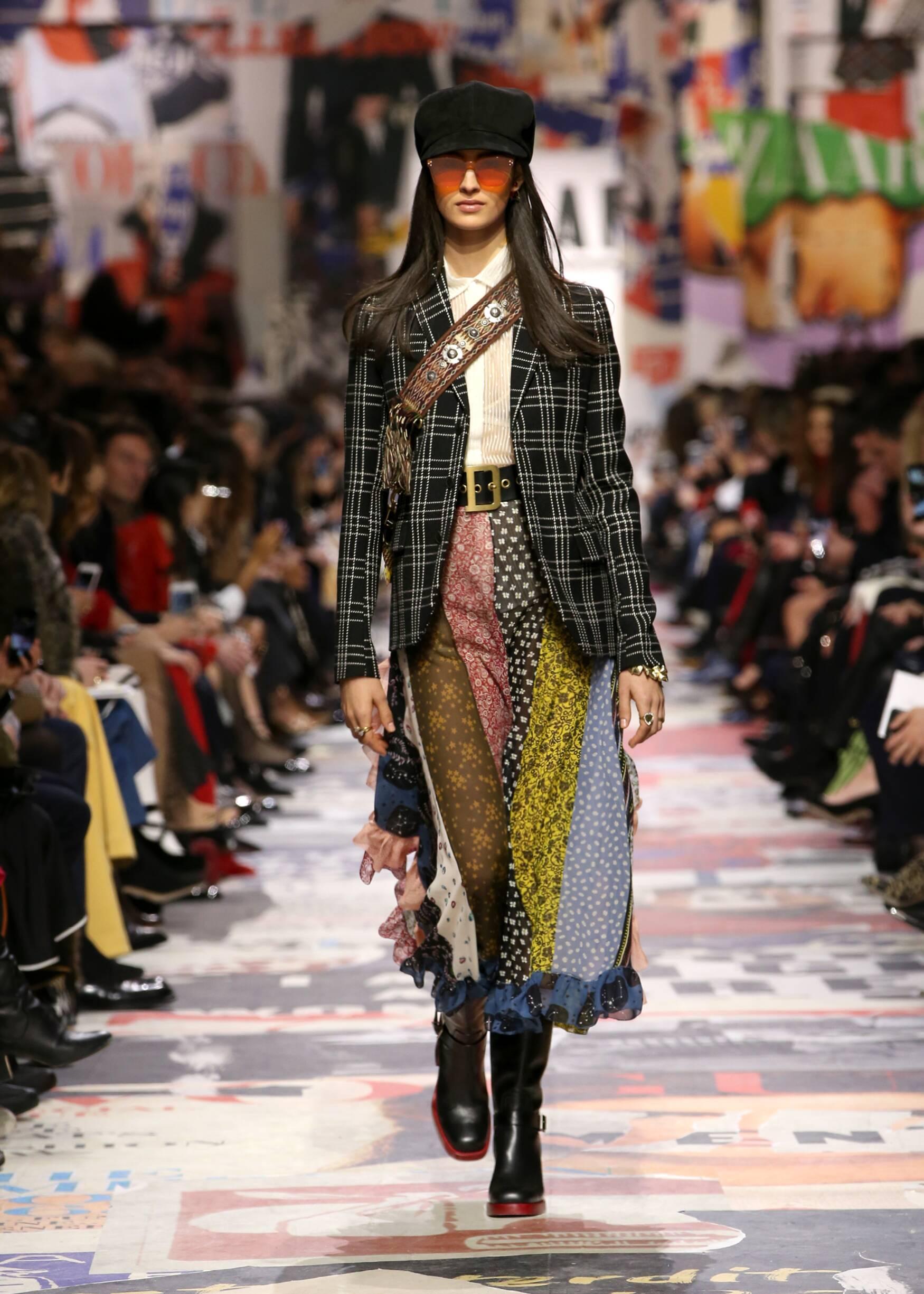 Fashion 2018-2019 Woman Trends Dior