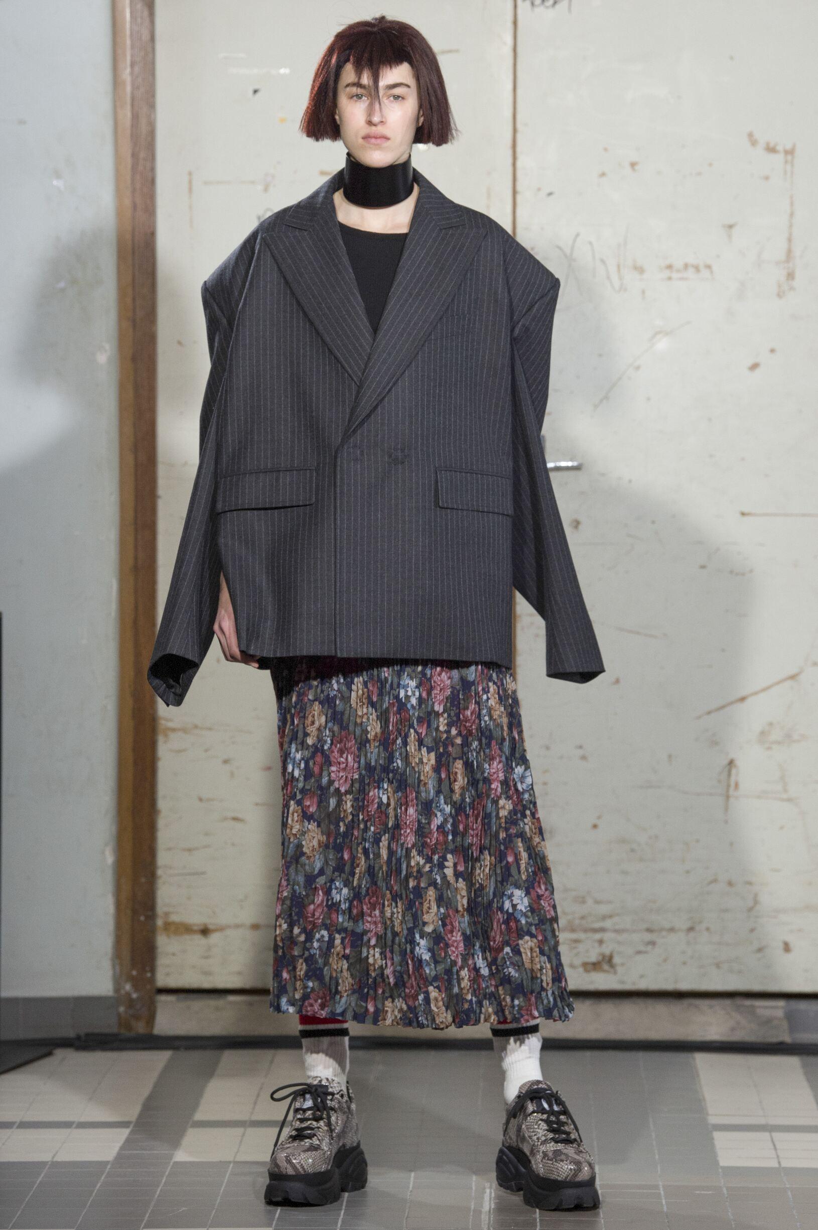 Fashion 2018 2019 Woman Trends Junya Watanabe