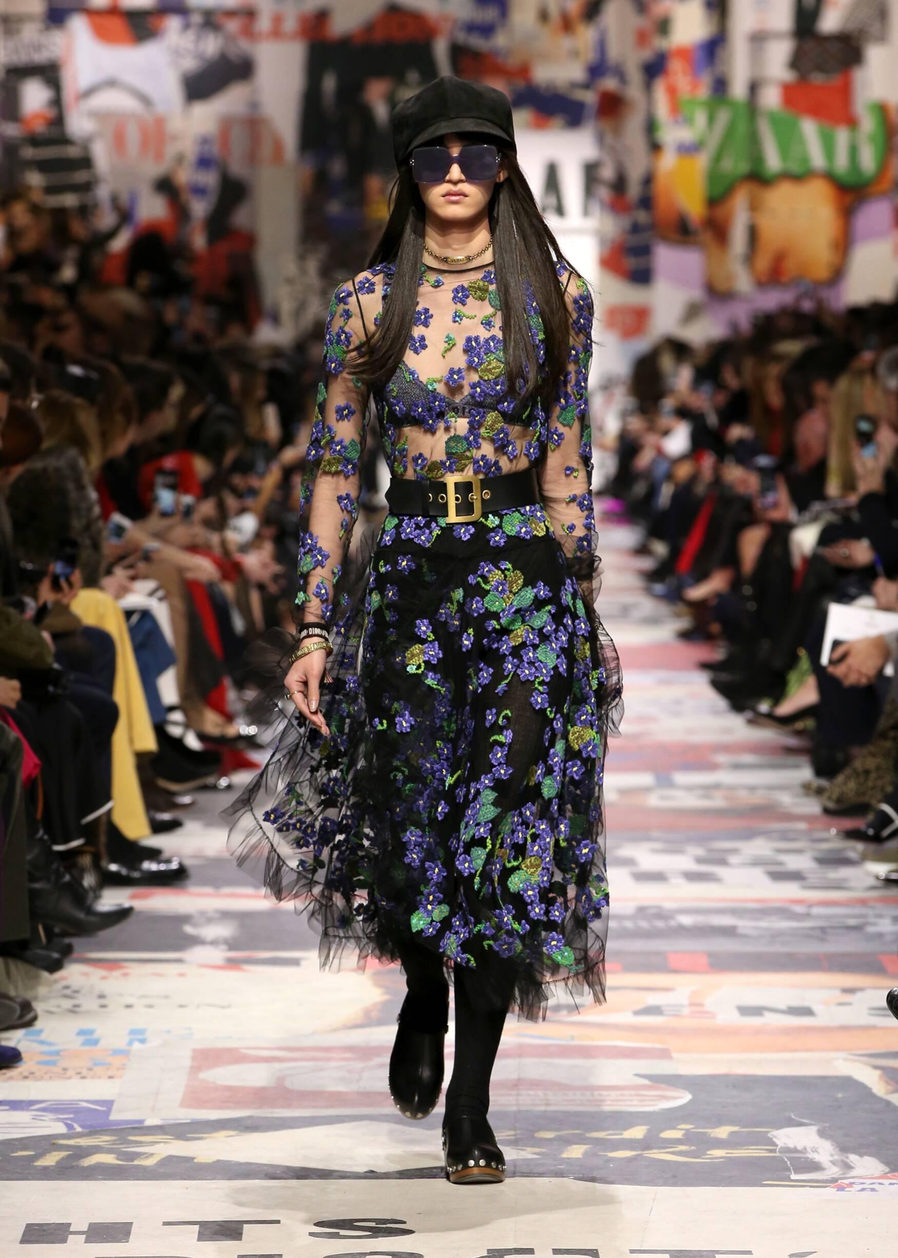 Fashion 2018-2019 Womenswear Style Dior