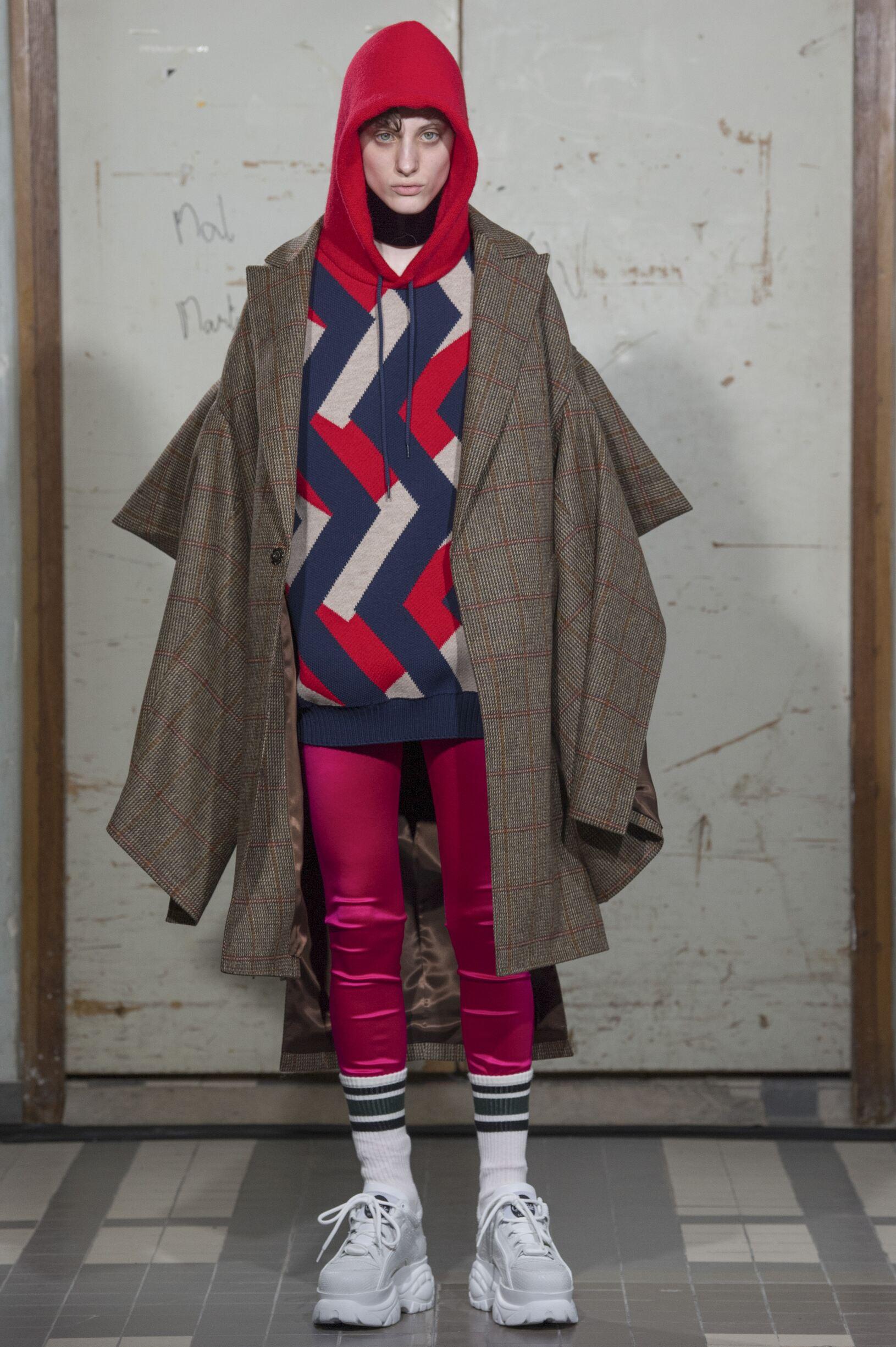 Fashion 2018 2019 Womenswear Style Junya Watanabe