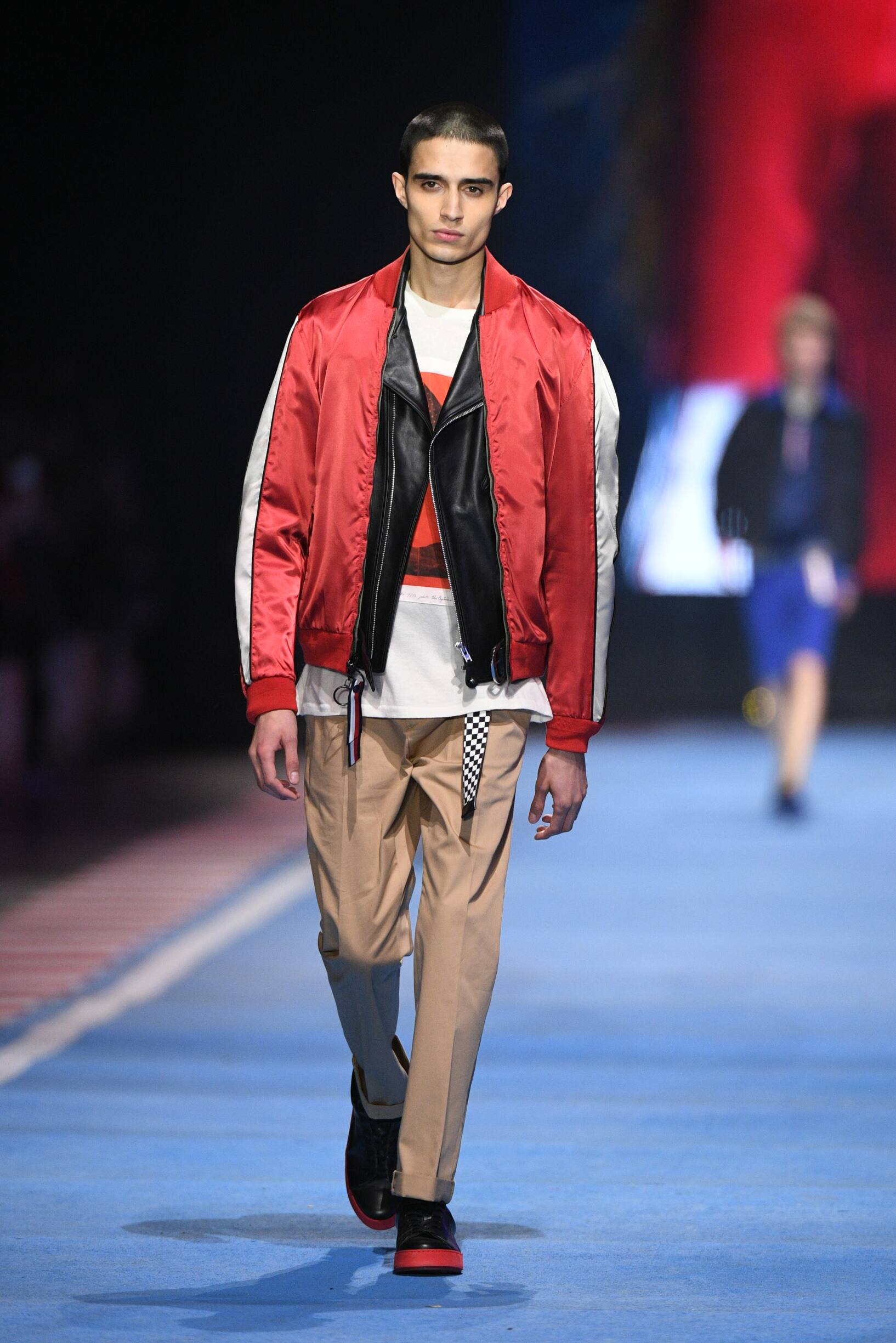 Fashion 2018 Man Style Tommy Now Drive