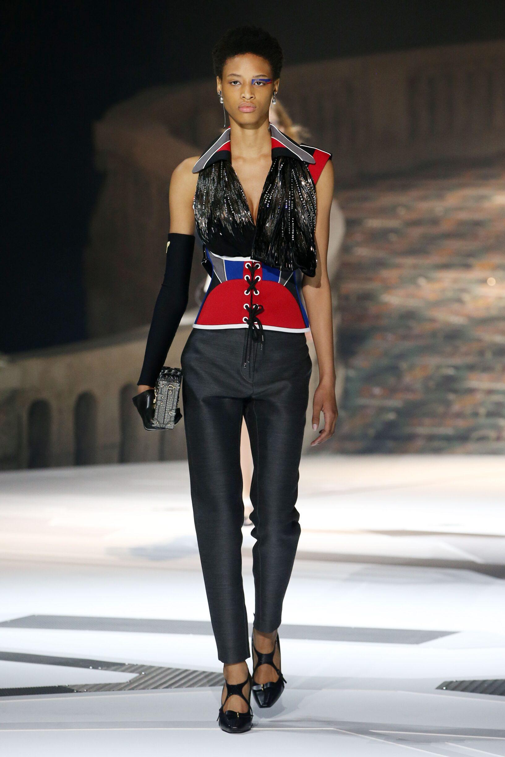 Fashion 2018 Woman Style Louis Vuitton