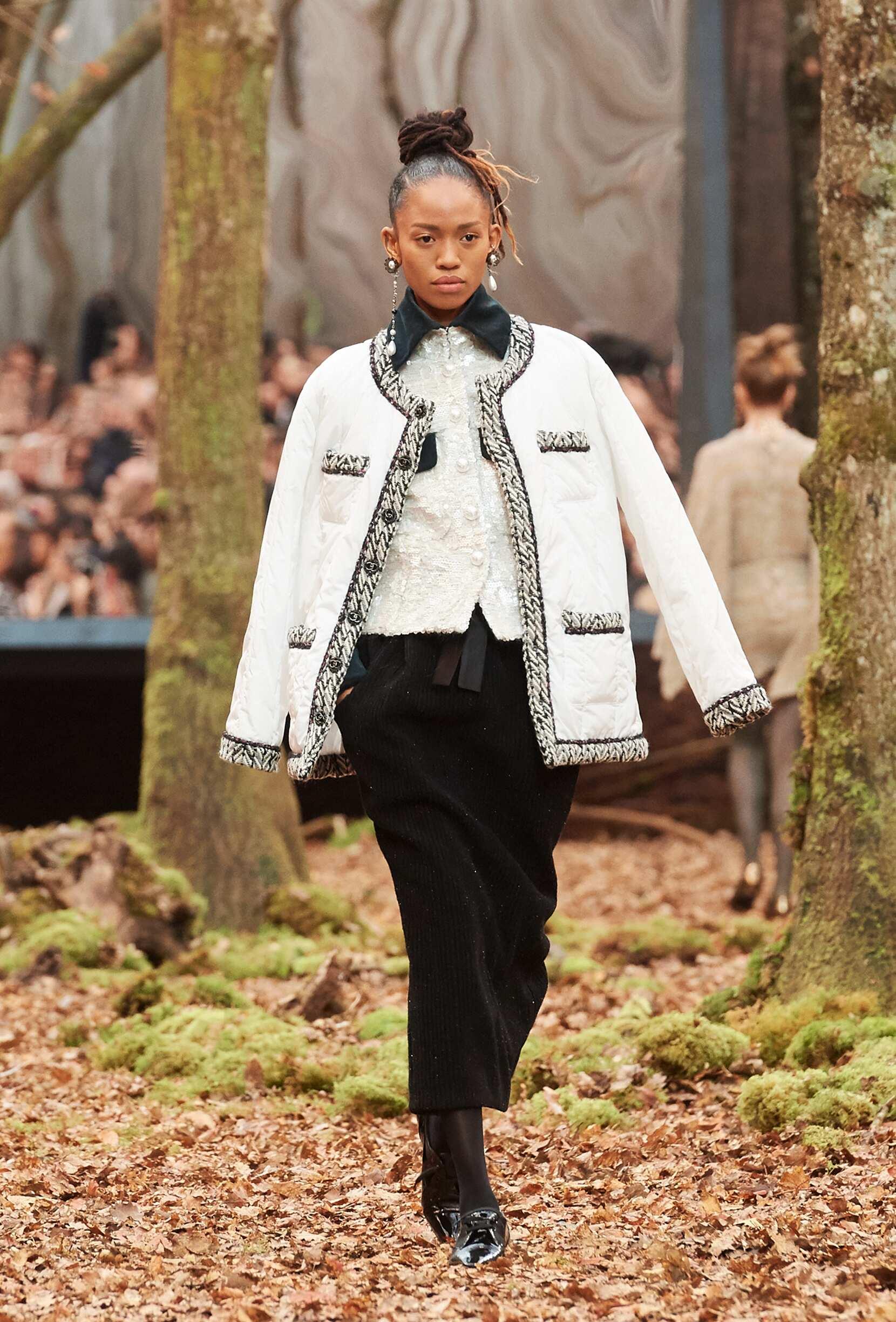Fashion 2018 Women Style Chanel