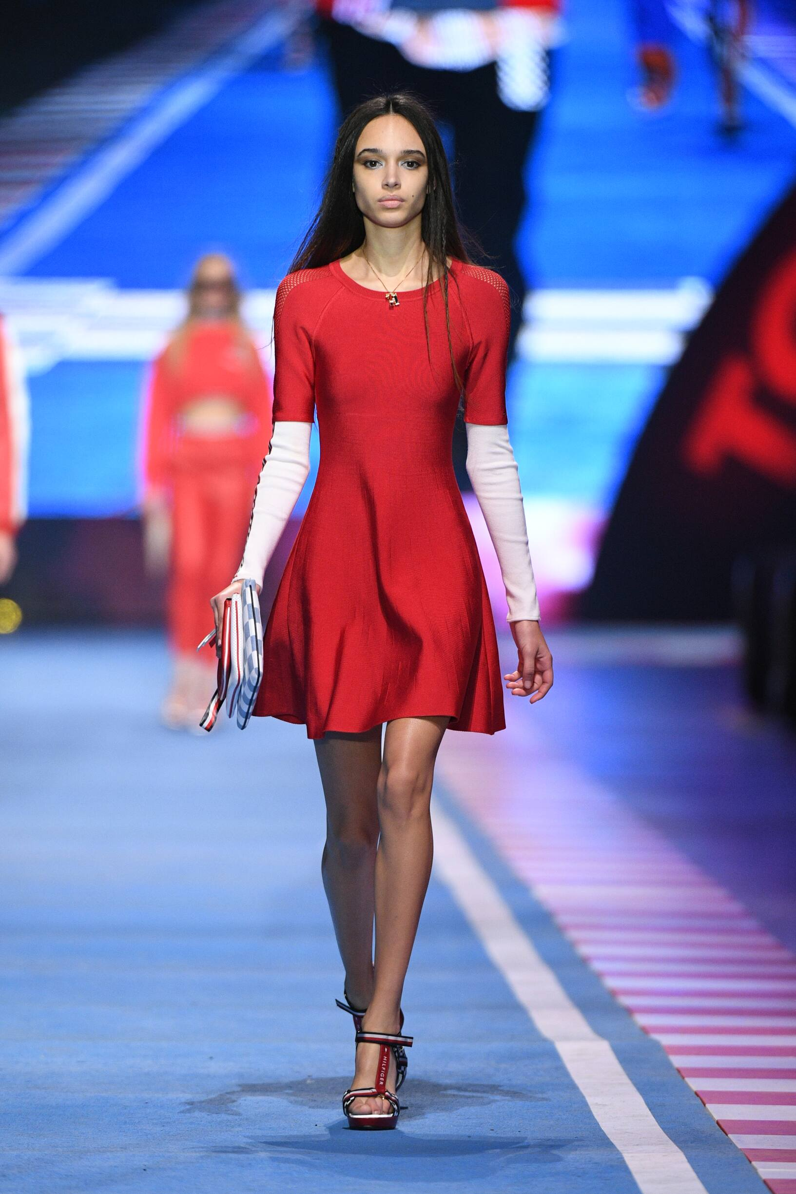 Fashion Week 2018 Woman Trends Tommy Now Drive