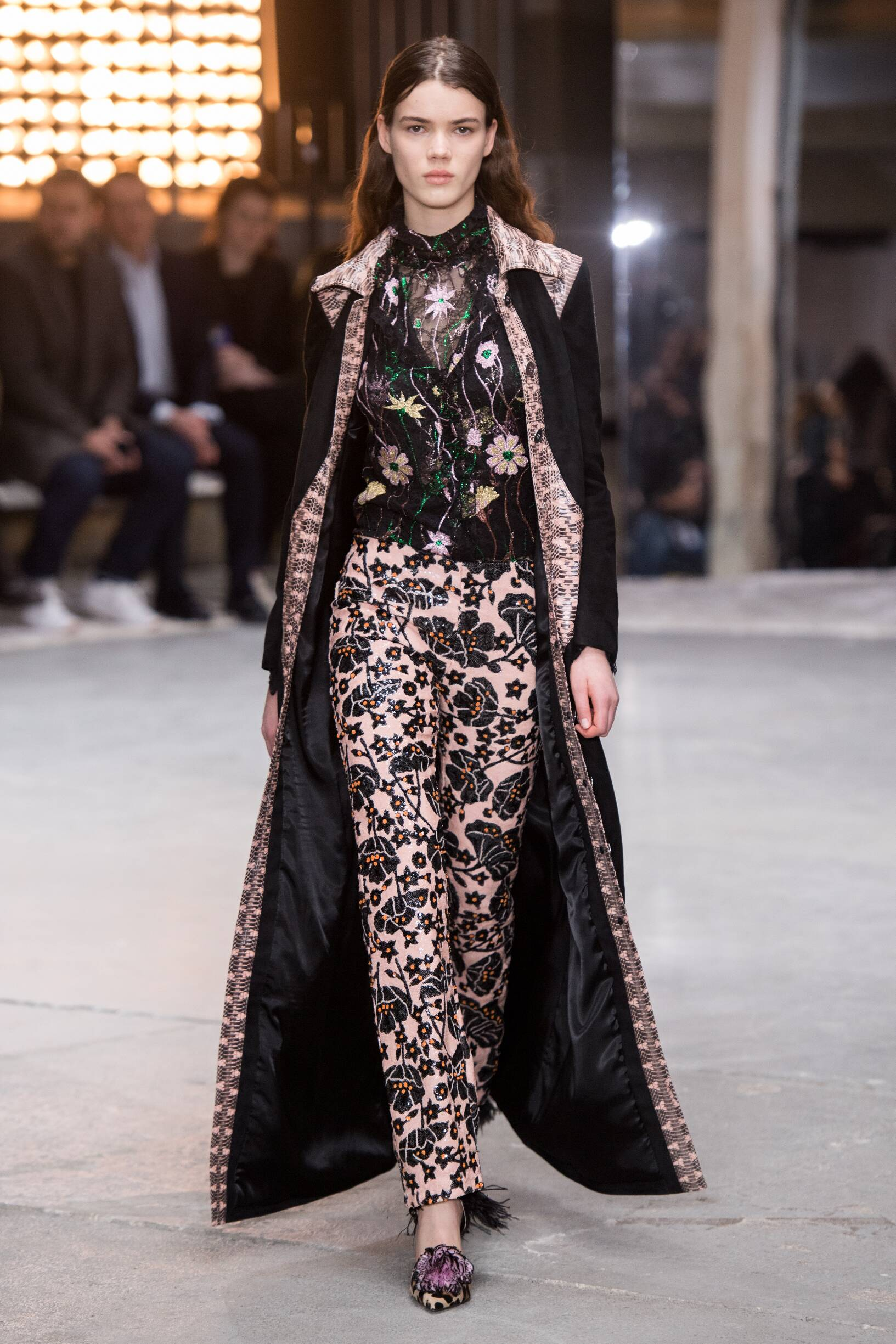 Giambattista Valli 2018 Womenswear Paris