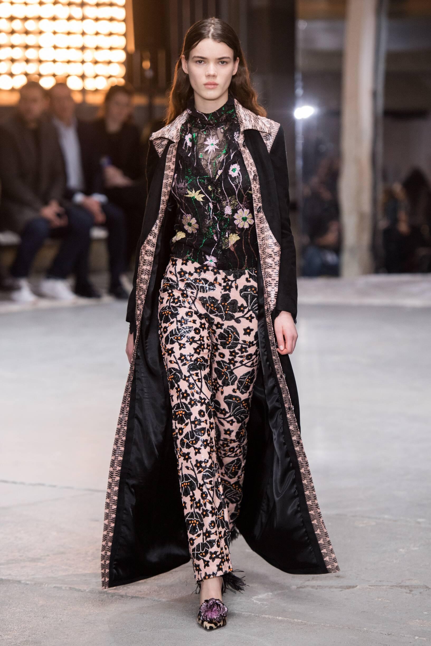 Giambattista Valli 2018 Womenswear Paris