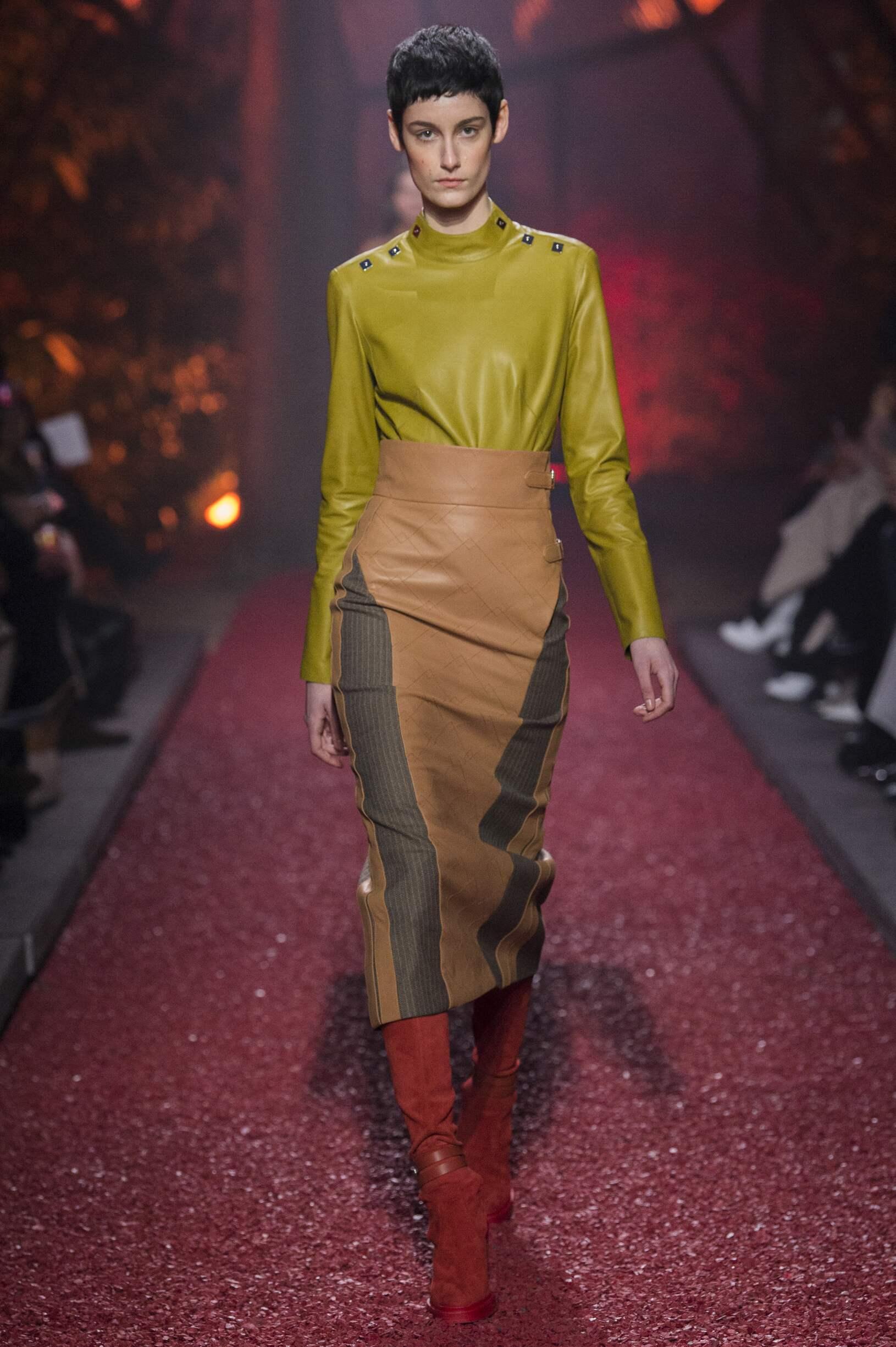 Hermès 2018 Womenswear Paris