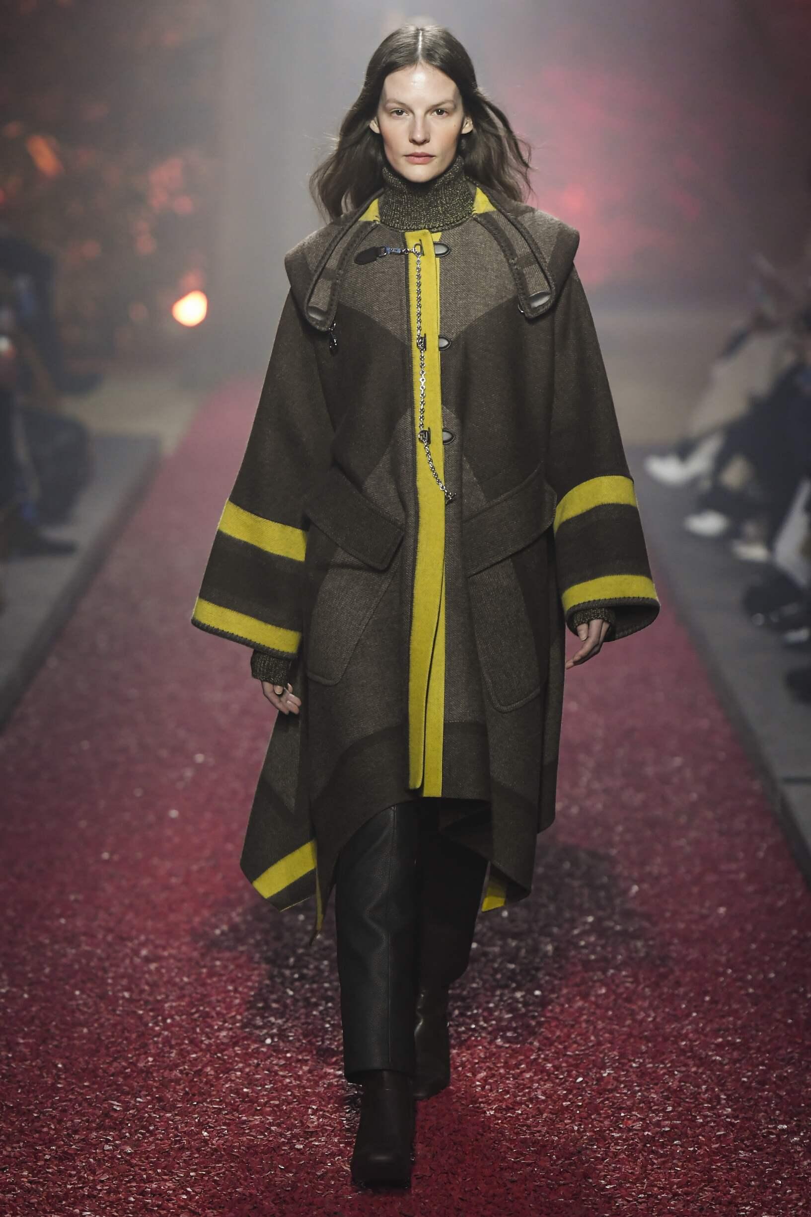 Hermès Catwalk