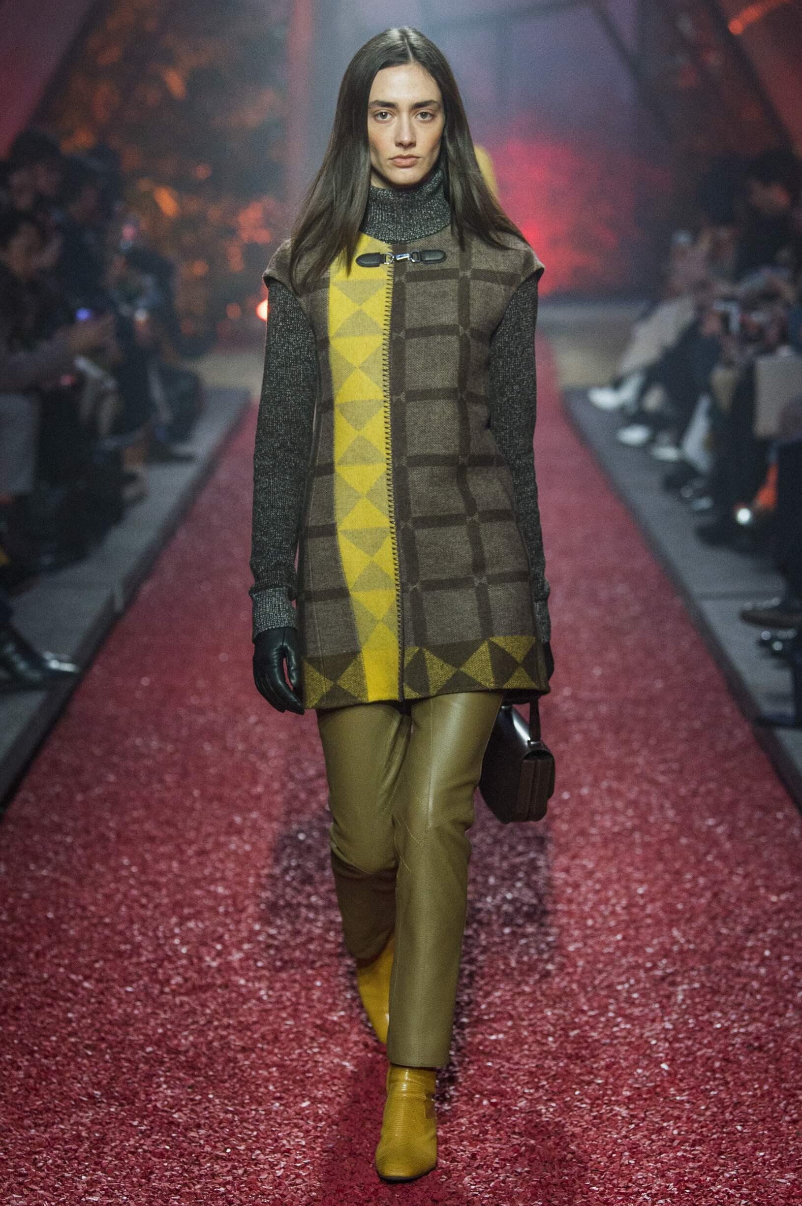 Hermès FW 2018 Womenswear
