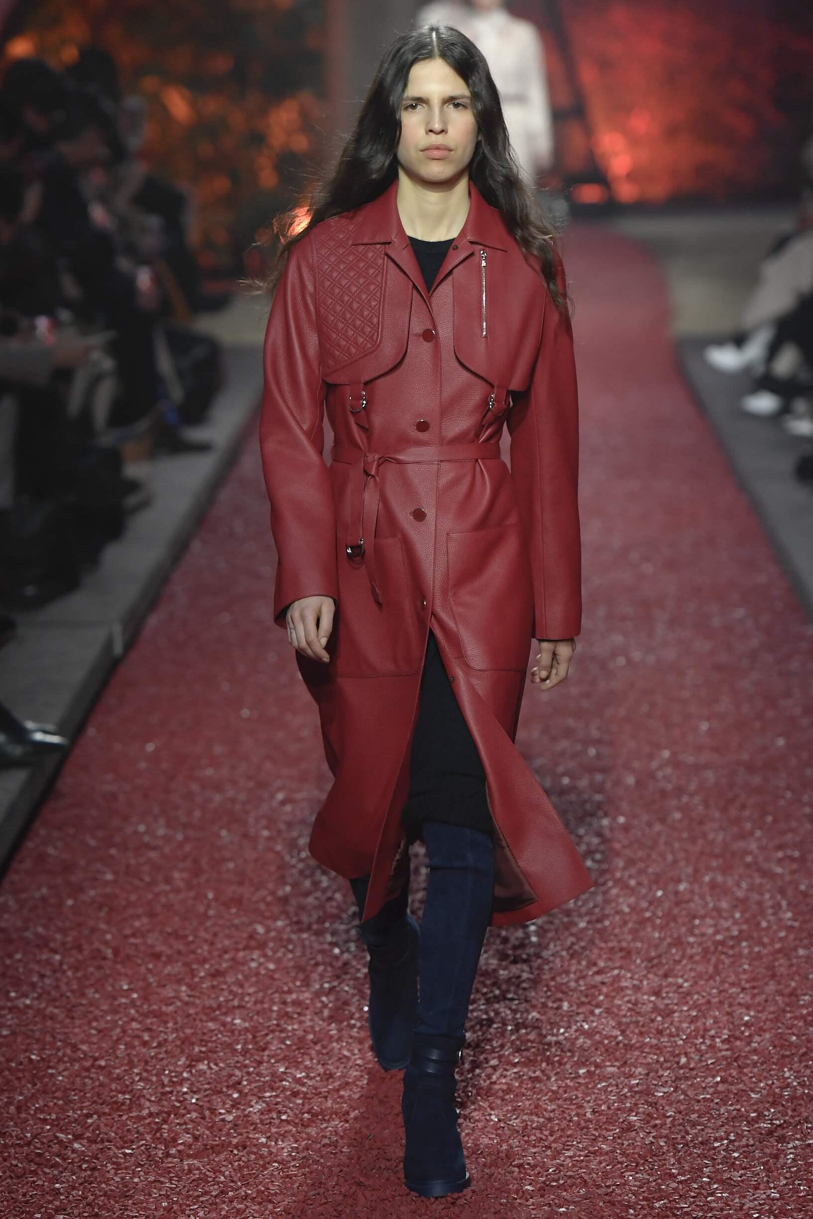 Hermès Fall 2018 Catwalk