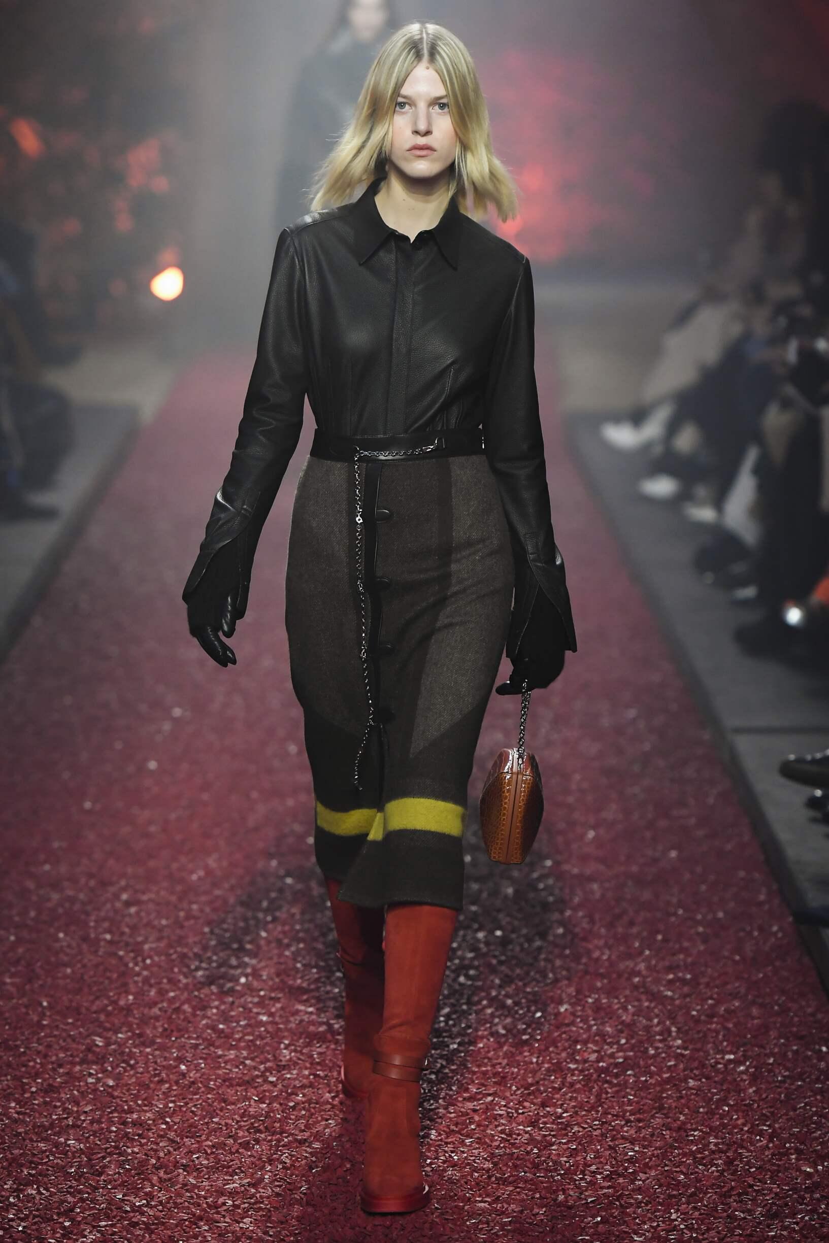 Hermès Fall Winter 2018 Womens Collection Paris Fashion Week