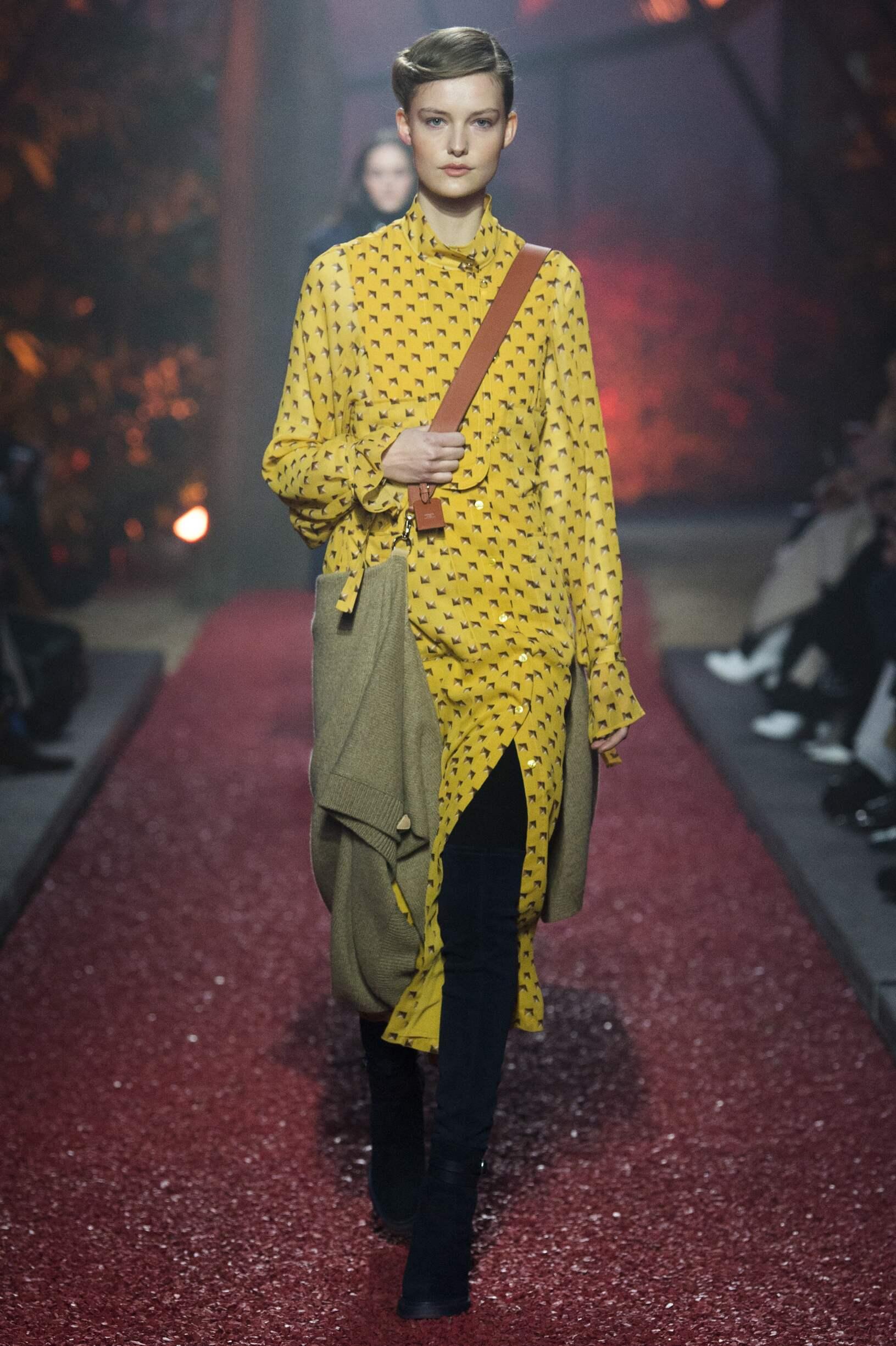 Hermès Paris Fashion Week