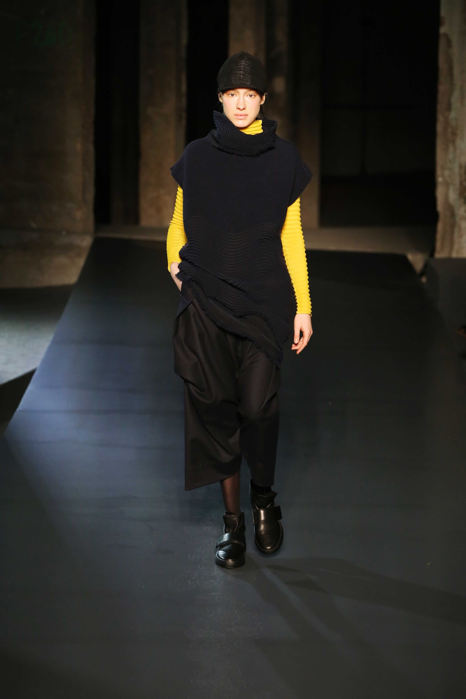 Issey Miyake Fashion Show