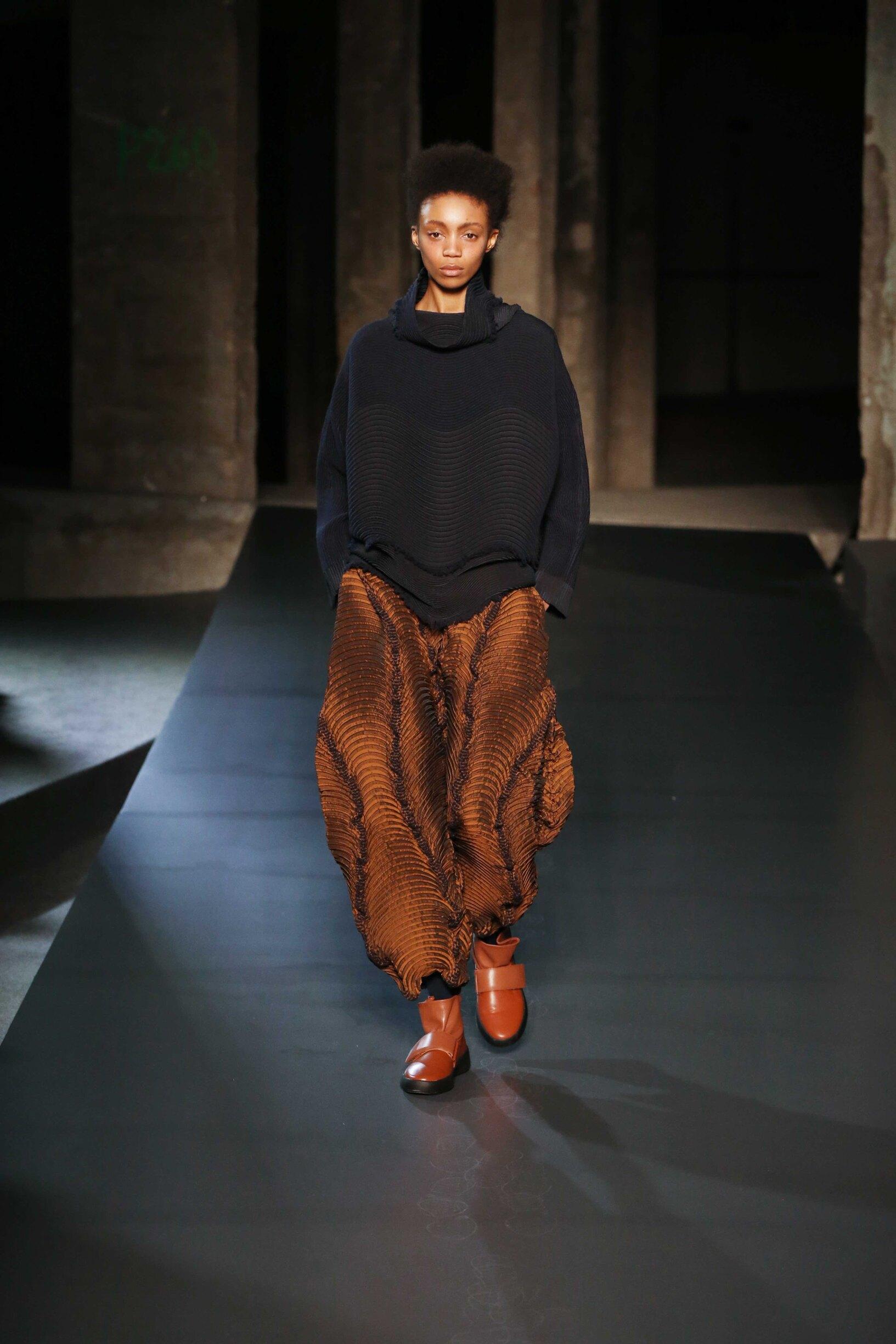 Issey Miyake Woman Style 2018