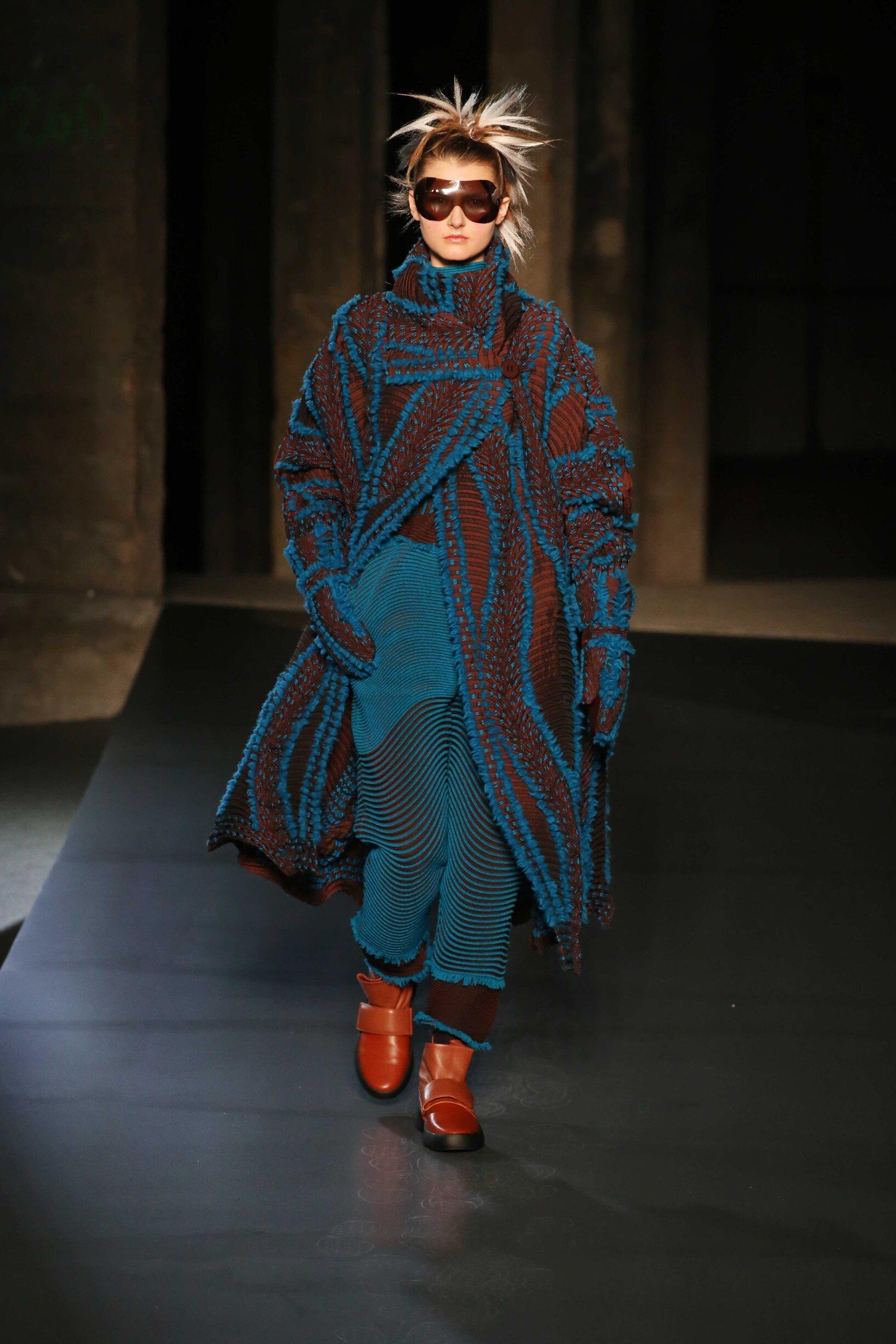 Issey Miyake Woman Style