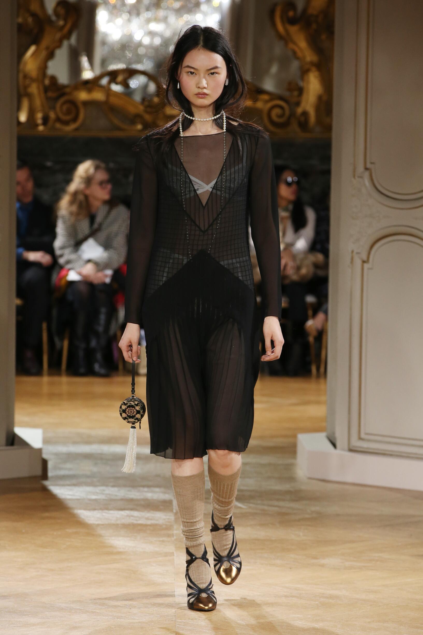 John Galliano Paris Fashion Week Womenswear