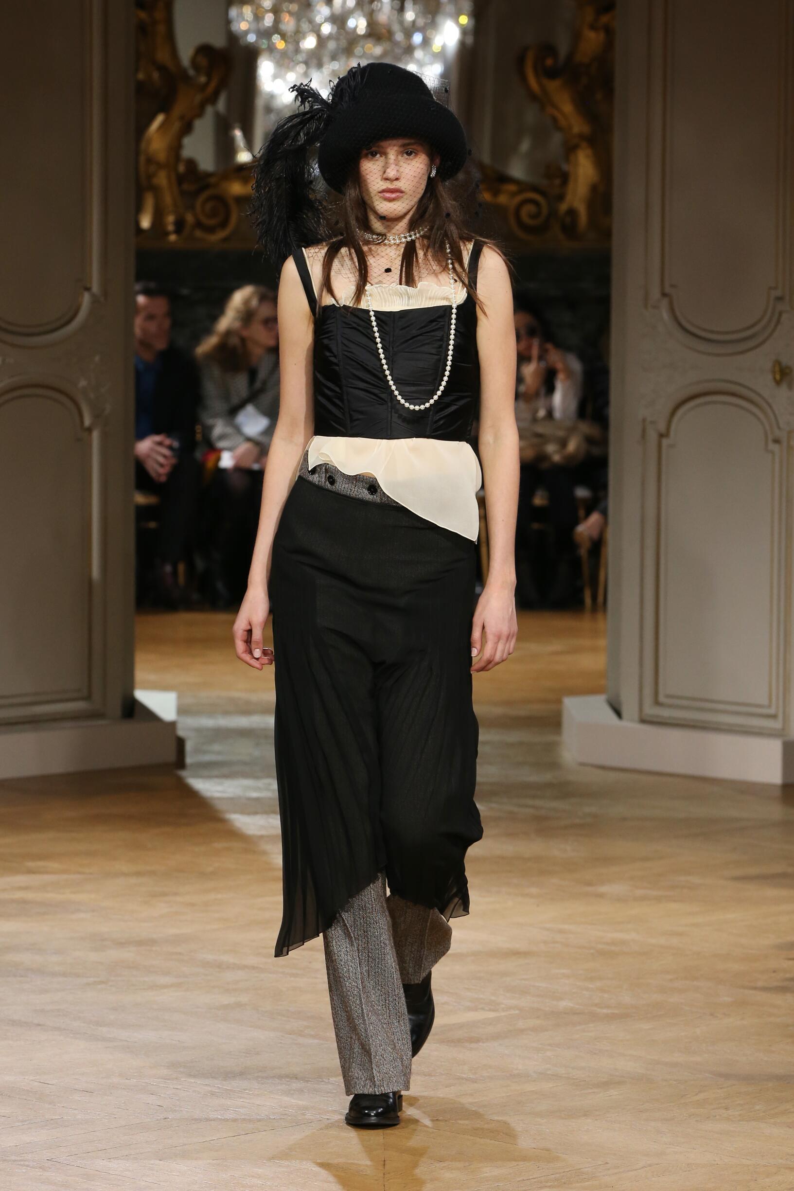 John Galliano Woman Style 2018