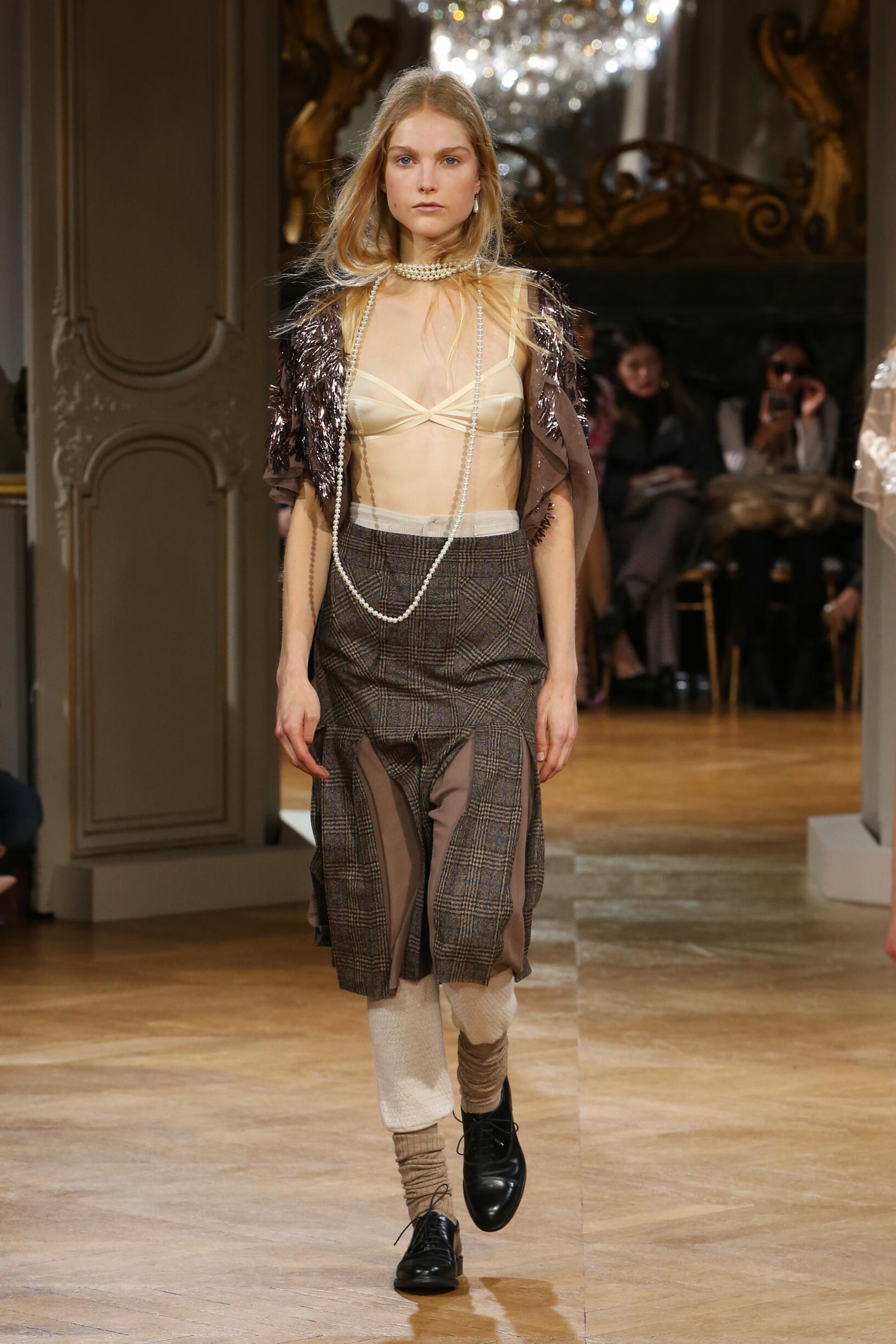 John Galliano Woman Style