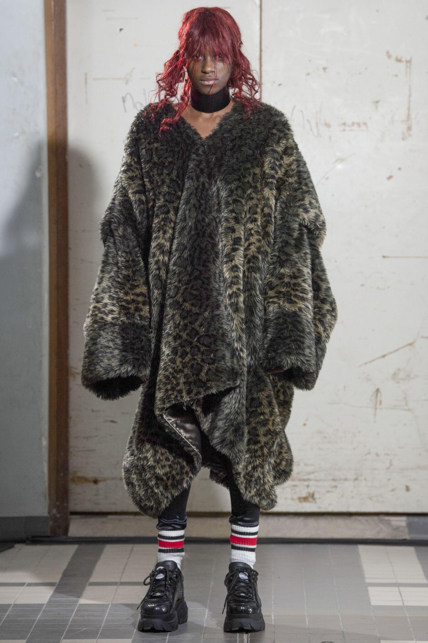 Junya Watanabe 2018 Woman Paris