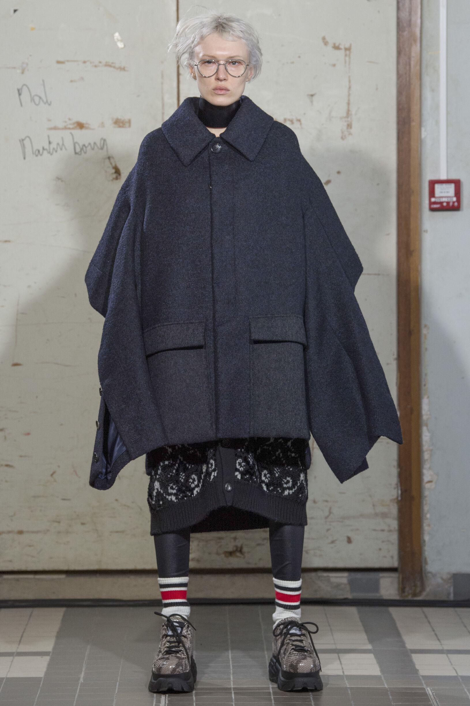 Junya Watanabe 2018 Womenswear Paris