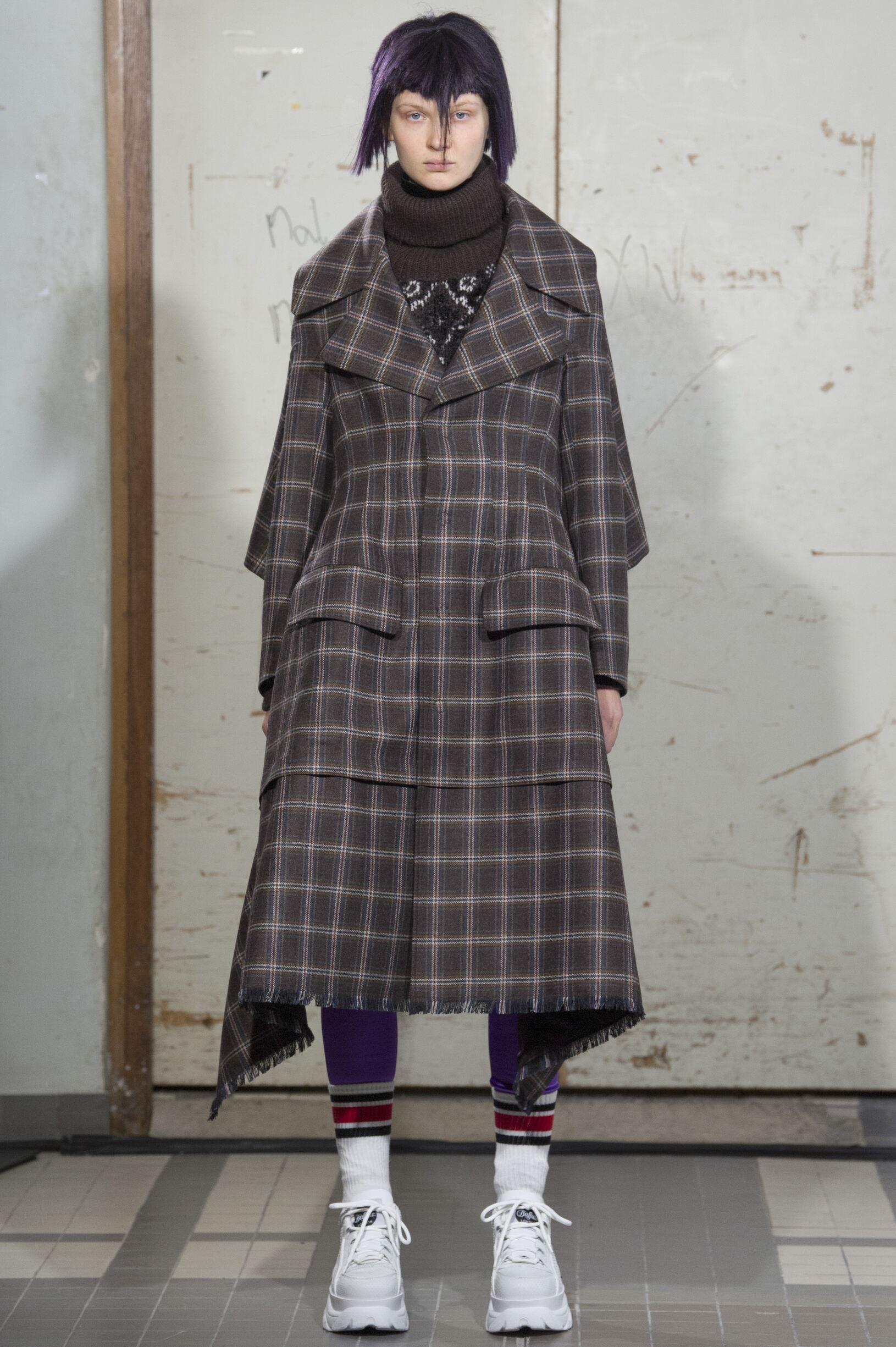 Junya Watanabe FW 2018 Womenswear Runway