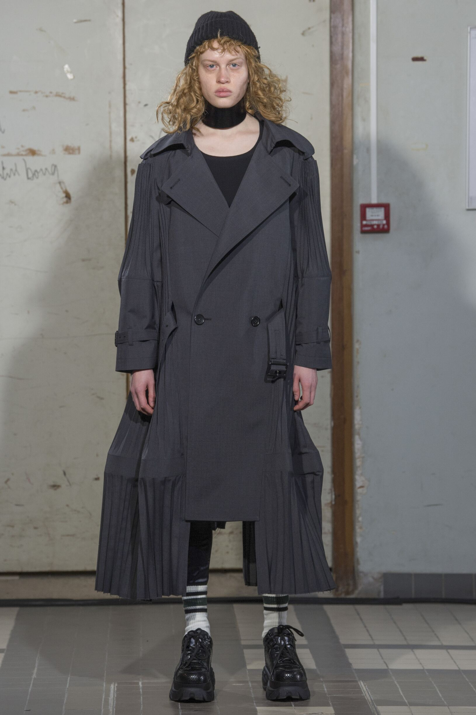 Junya Watanabe FW 2018 Womenswear