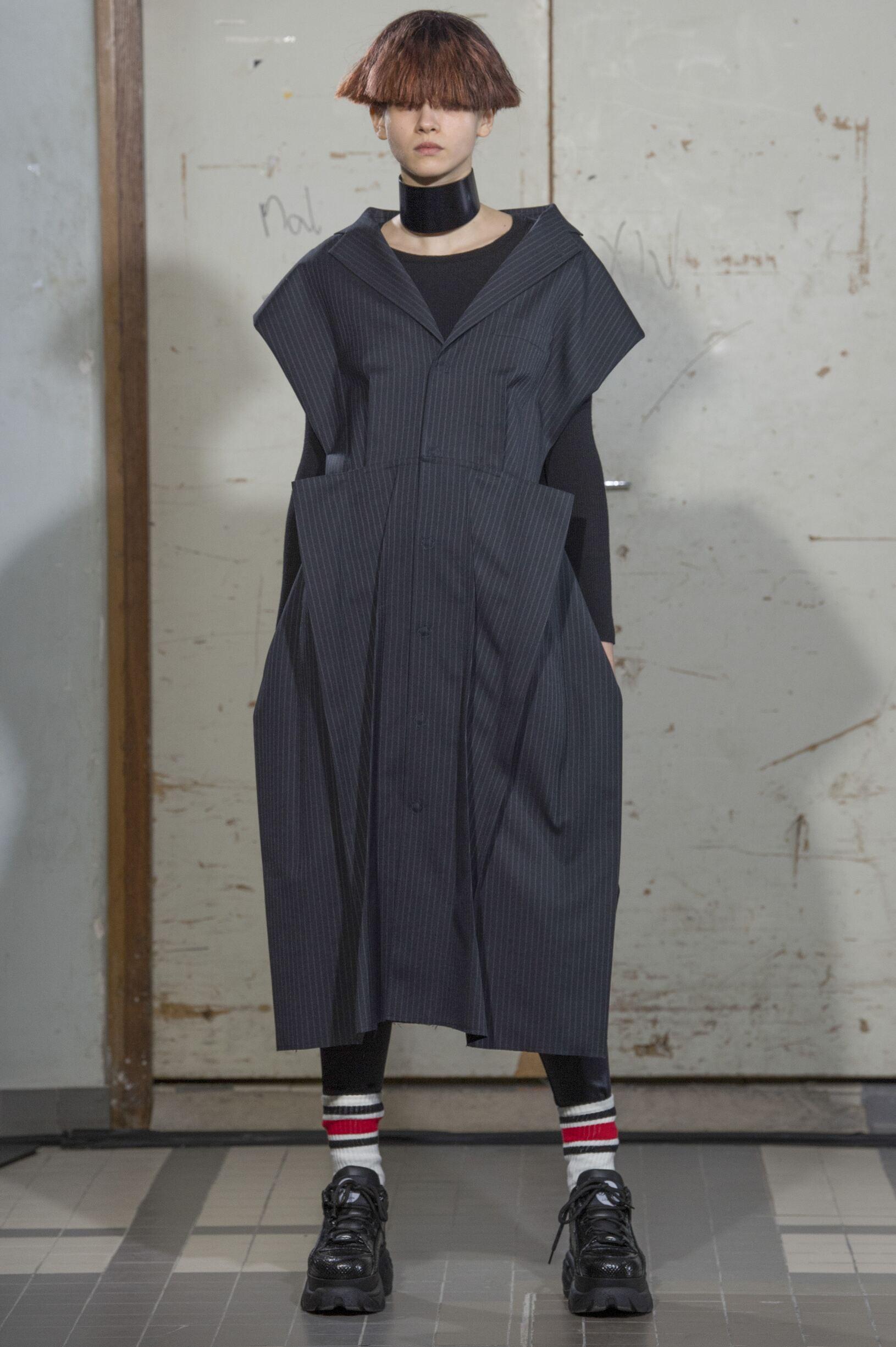 Junya Watanabe Fall Winter 2018 Womens Collection Paris Fashion Week