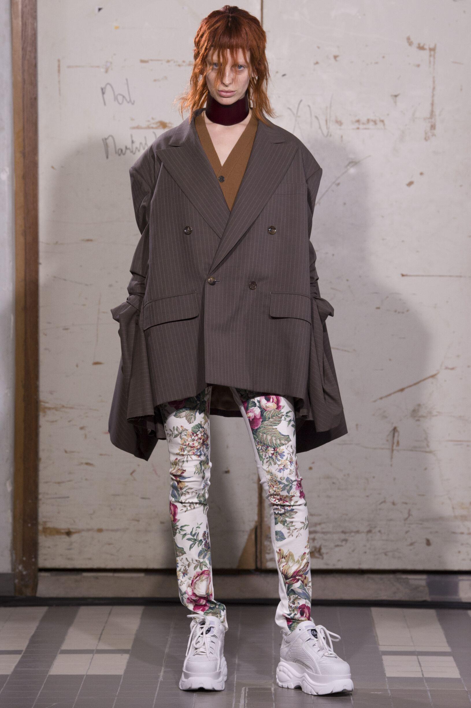 Junya Watanabe Fashion Show FW 2018