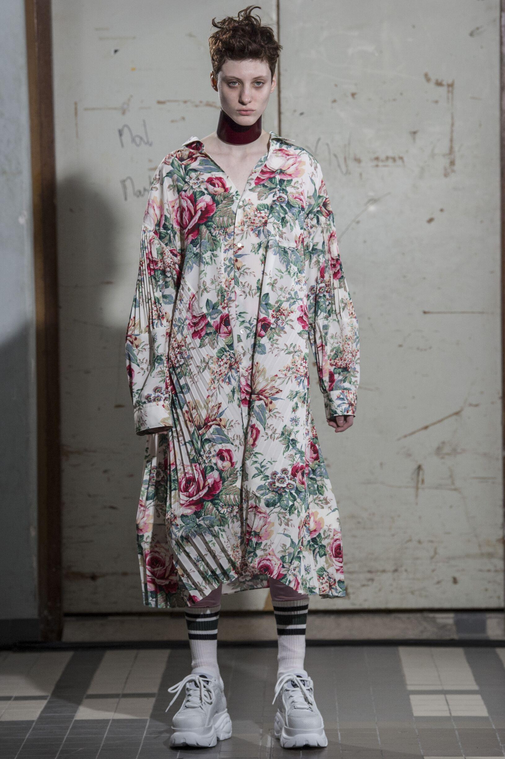 Junya Watanabe Fashion Show