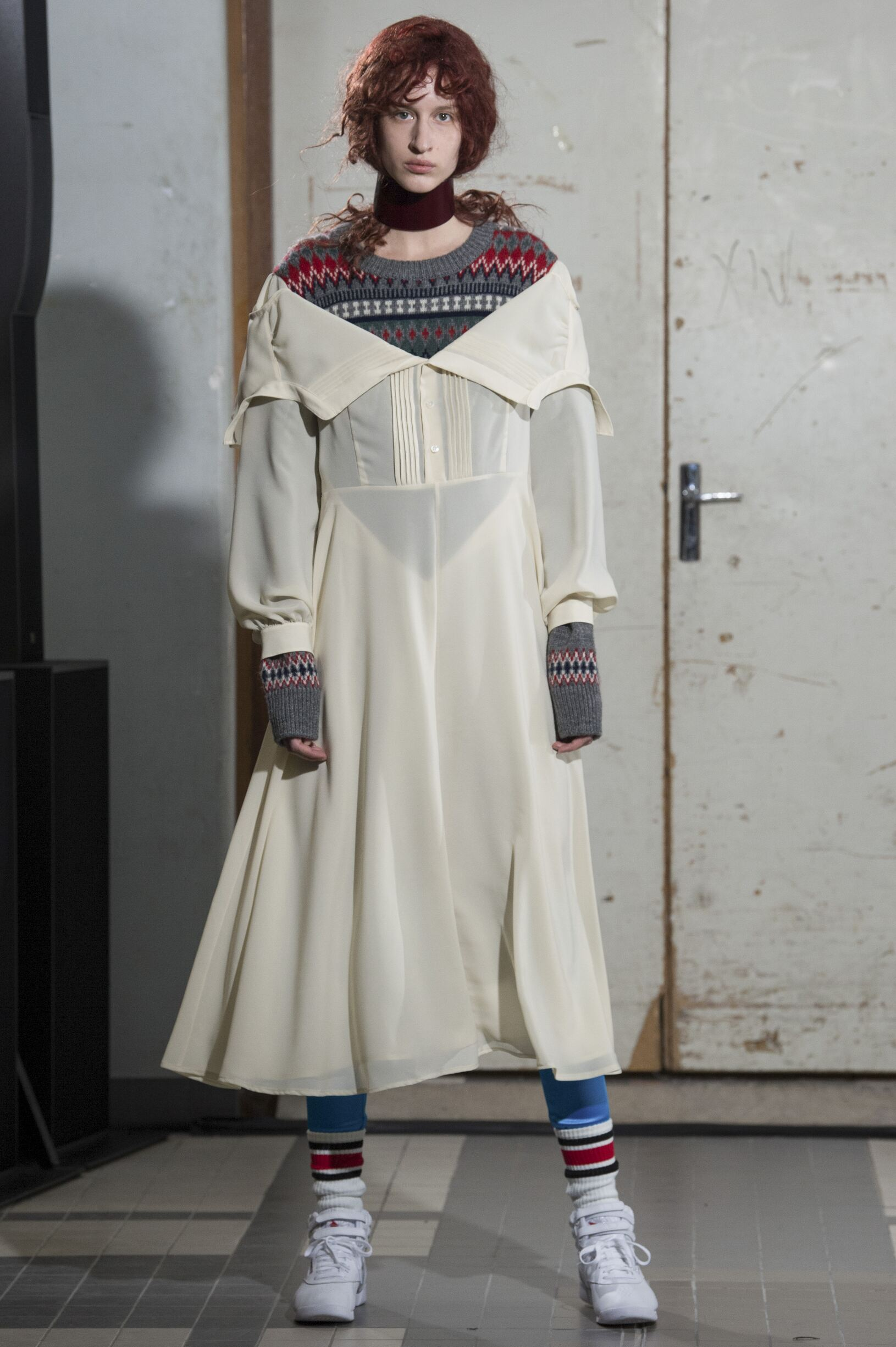 Junya Watanabe Winter 2018 Woman Catwalk