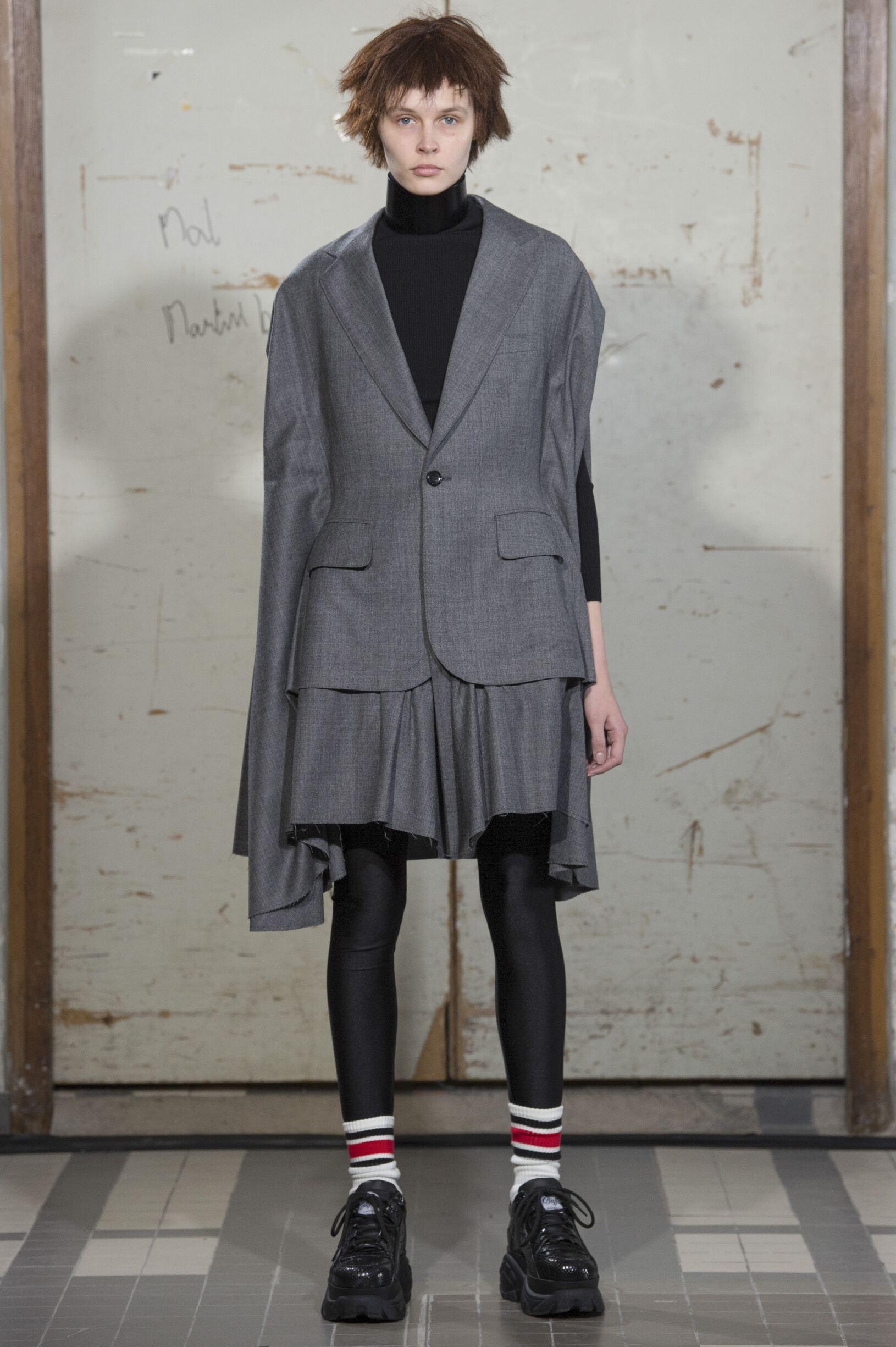 Junya Watanabe Woman Style 2018